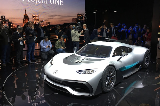 Mercedes AMG Project One Reveal 05