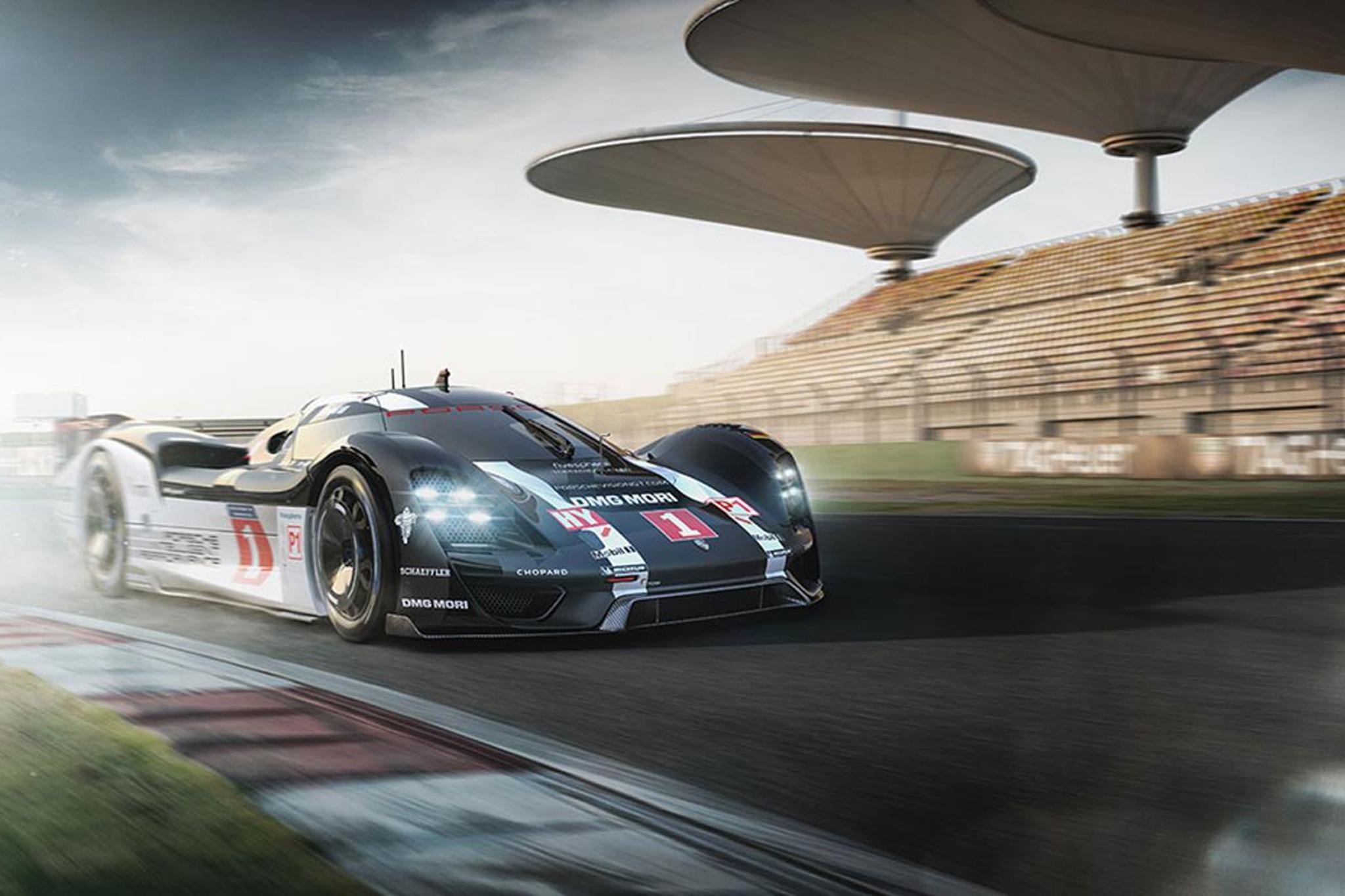 Porsche 908 04 Concept Race