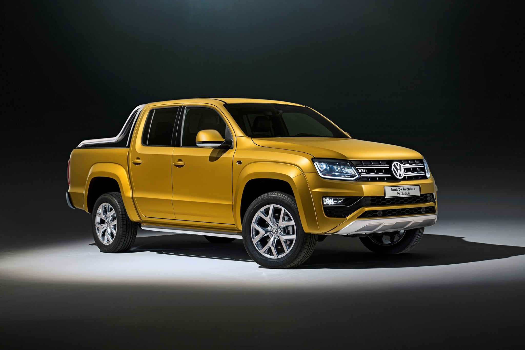 Is Volkswagen Bringing A Midsize Pickup Concept To New