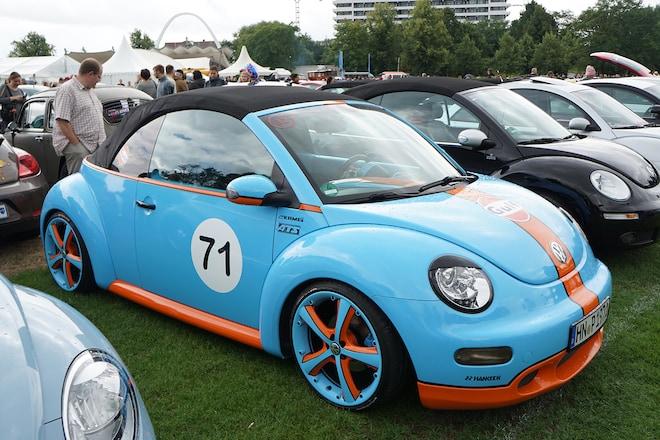 Gulf Porsche Beetle