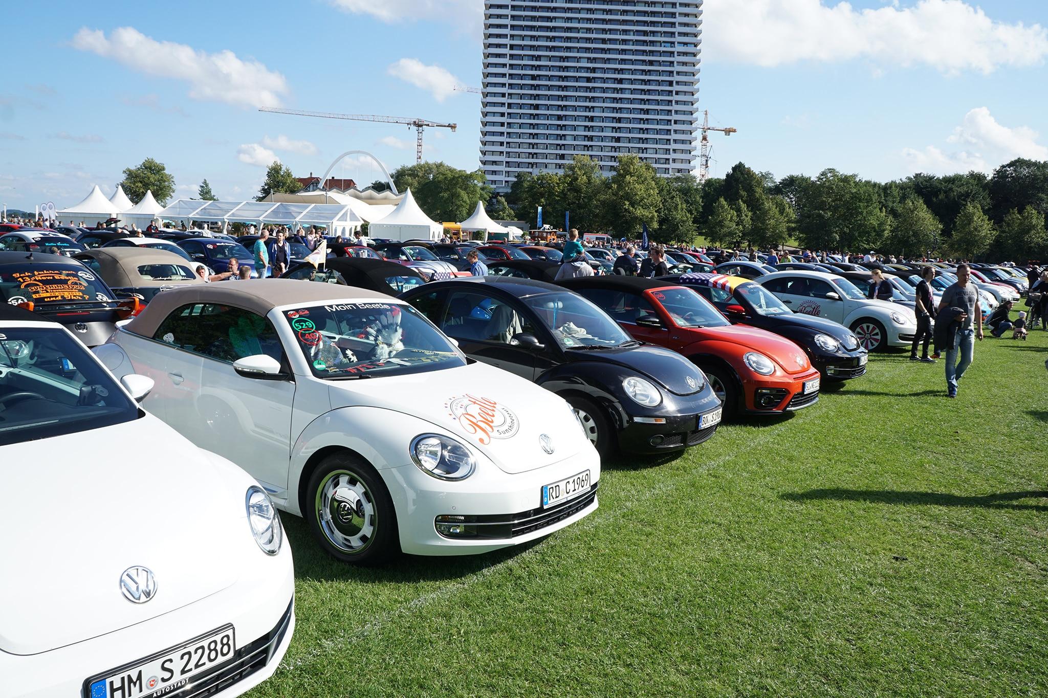 Volkswagen Sunshine Tour Overview