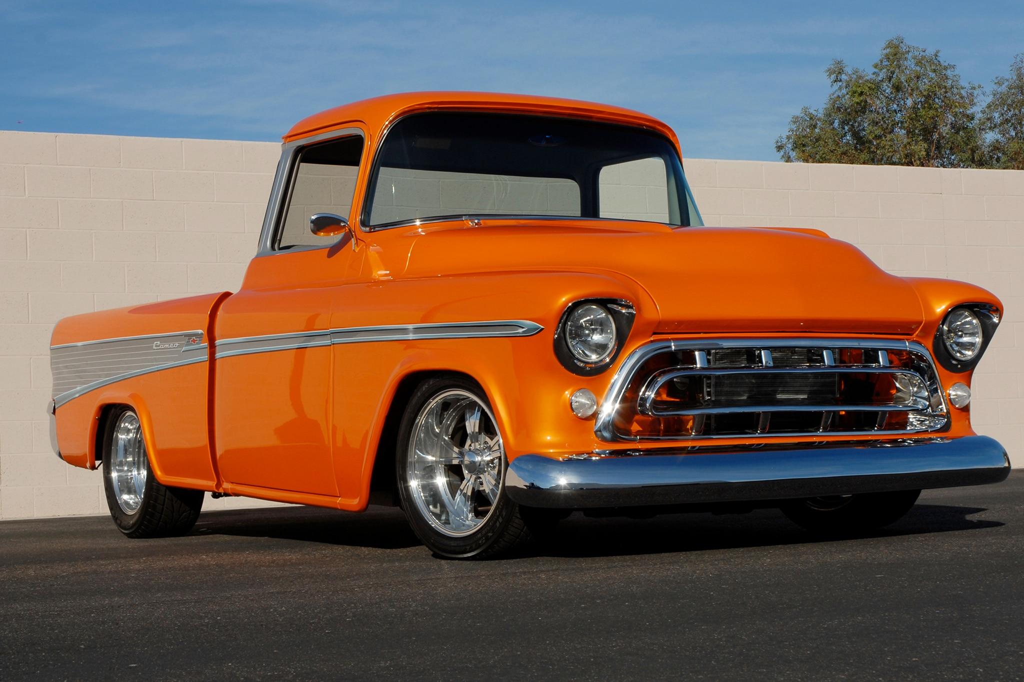 Nine Classic Custom Chevrolet Trucks That Claimed Over ...