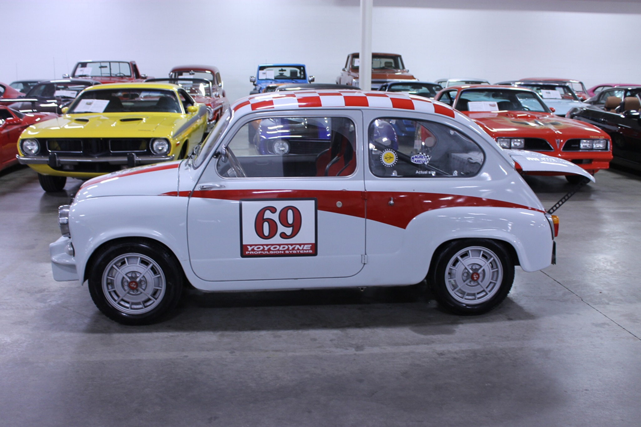 Just Listed: 1960 Fiat 600 Abarth Tribute   Automobile Magazine