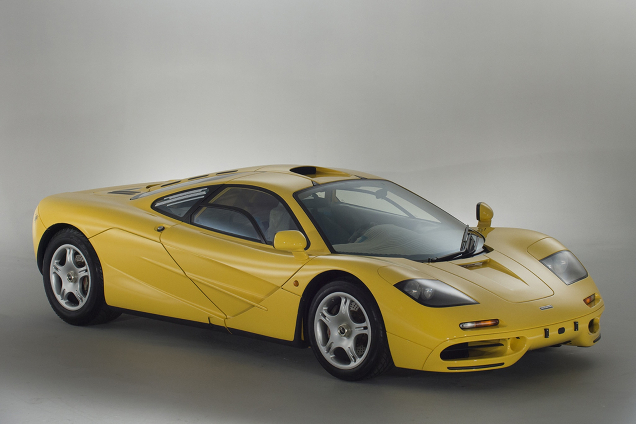1997 McLaren F1 Just Listed Front Three Quarters