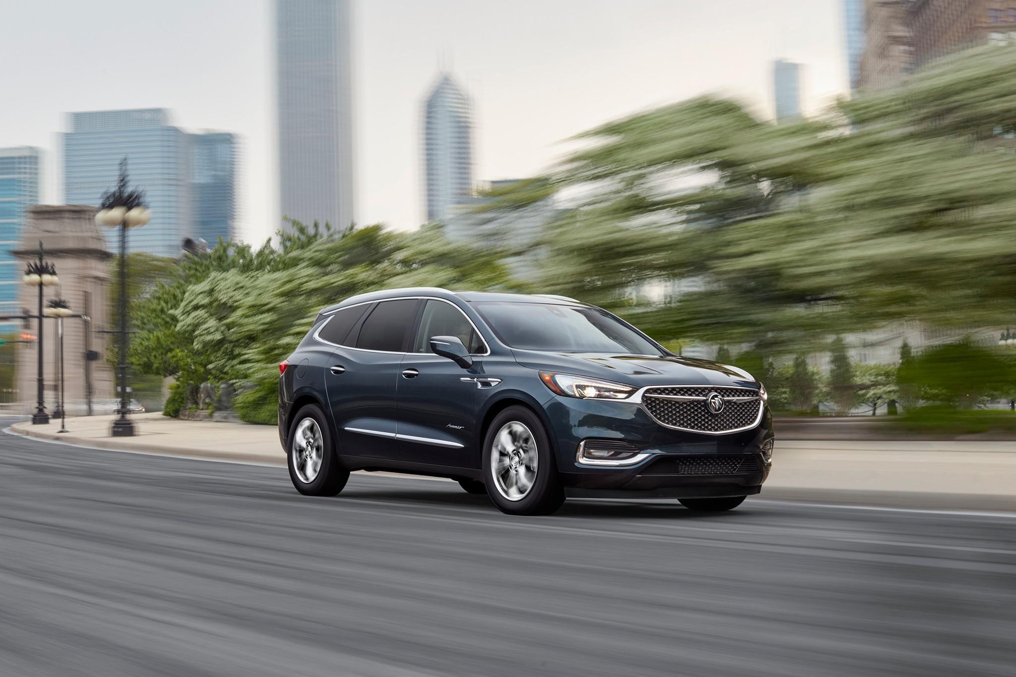14 Buick Enclave For Sale >> 2018 Buick Enclave Avenir First Drive | Automobile Magazine