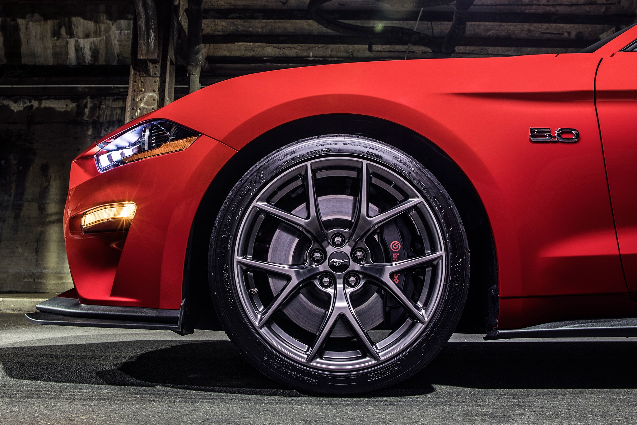 2018 ford mustang gt performance pack level 2 quick drive