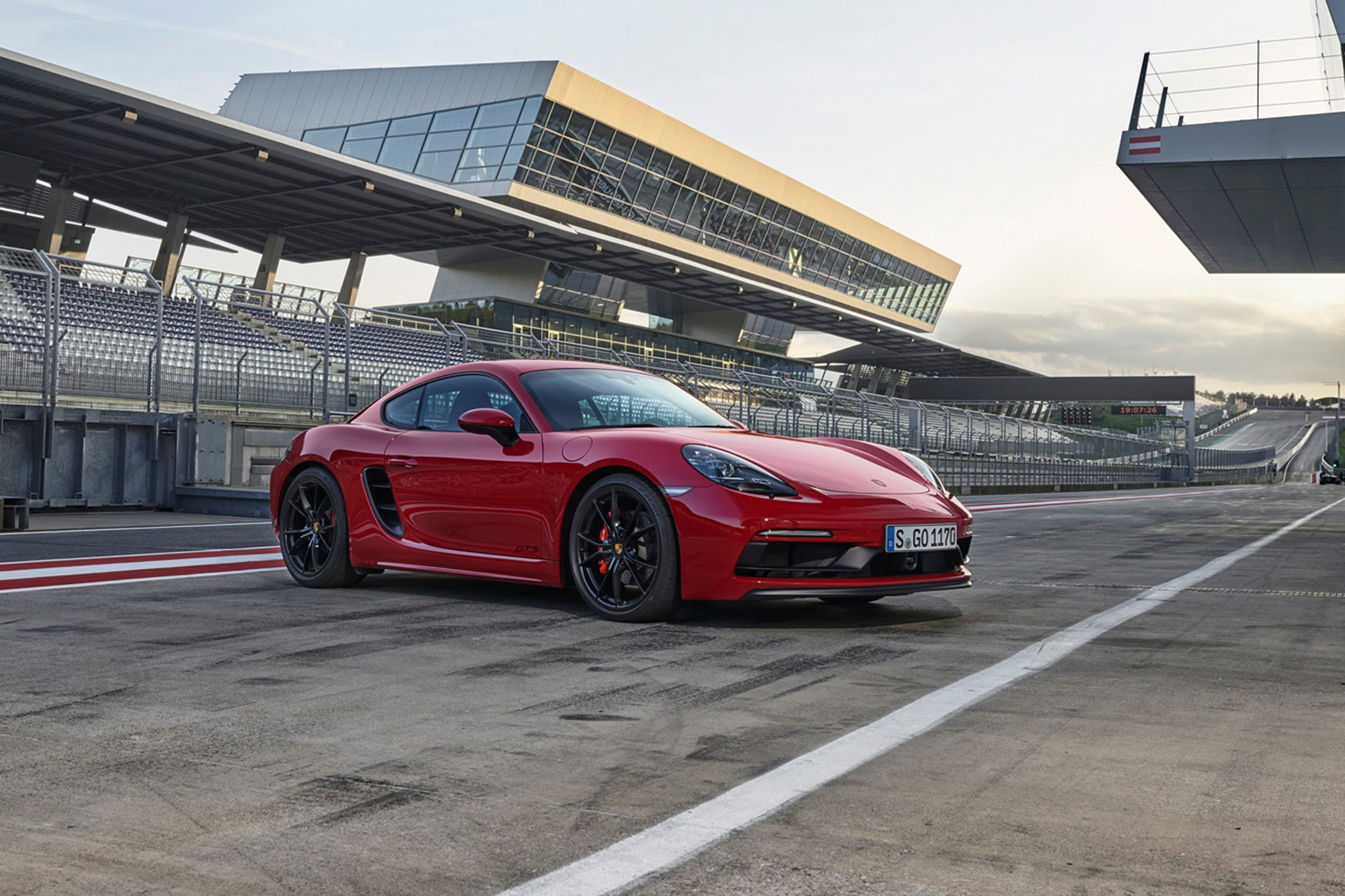 2018 Porsche 718 Cayman And Boxster GTS Arrive With More