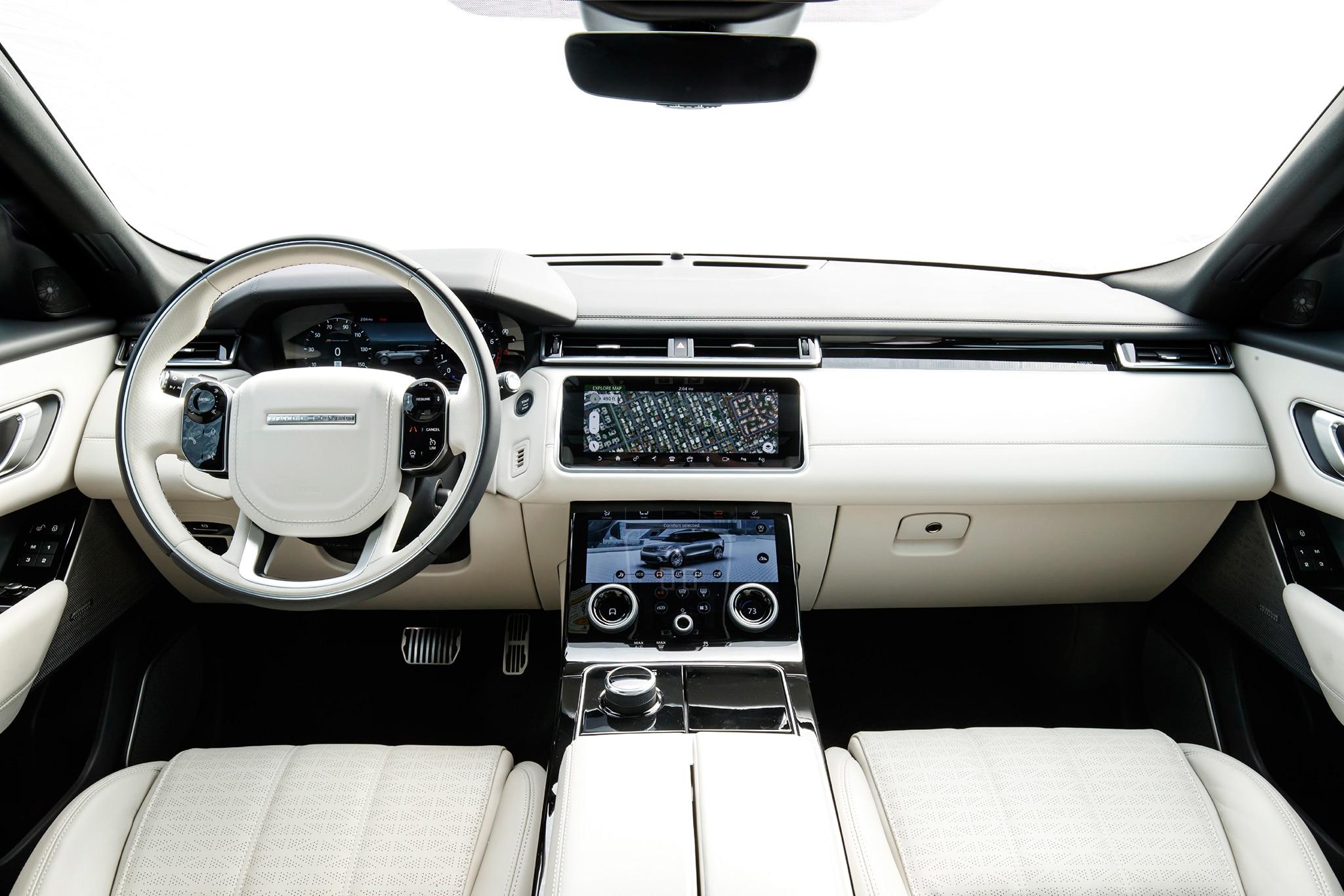 First Drive: 2018 Range Rover Velar U.S. Spec | Automobile ...