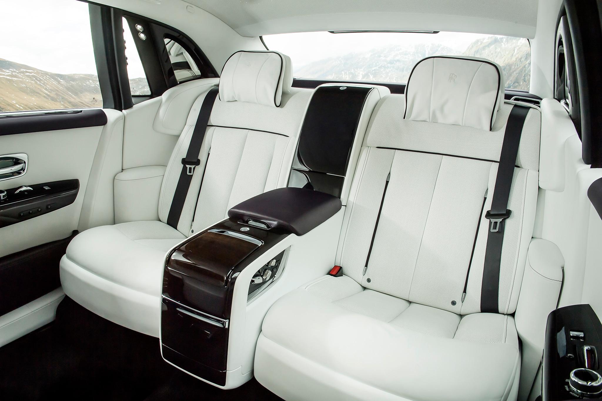 2018 Rolls Royce Phantom First Drive Review