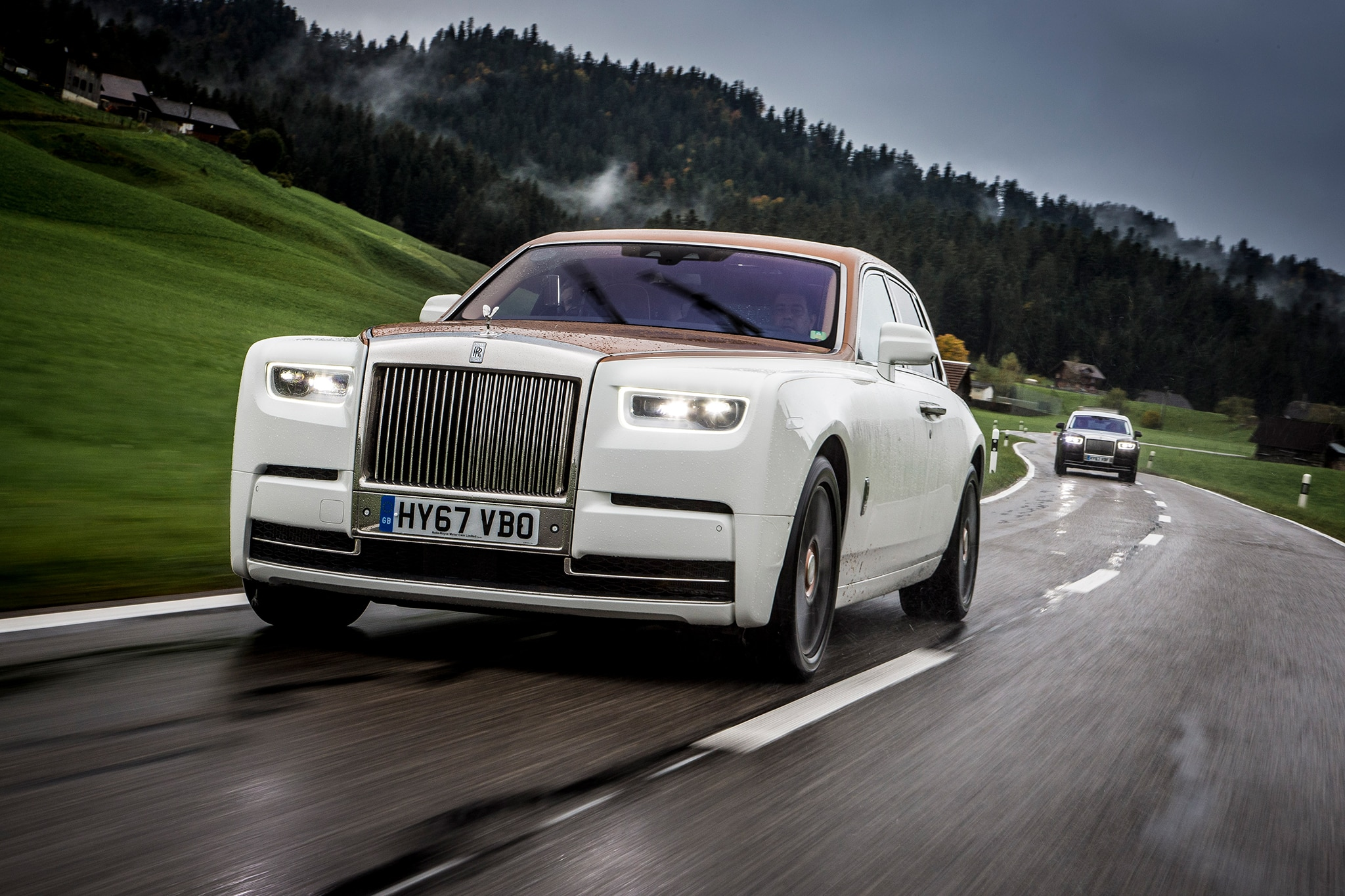 d2f6f187464 2018 Rolls-Royce Phantom First Drive Review