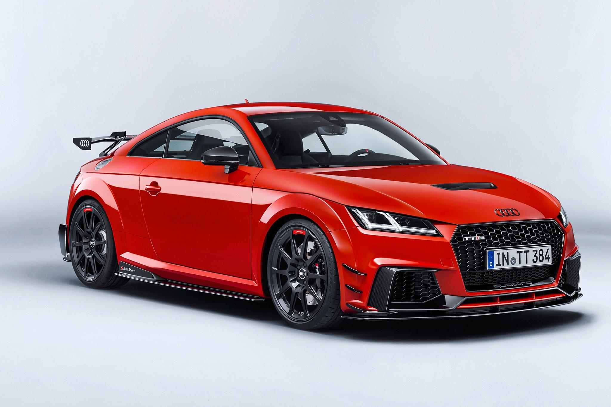 Audi TT Performance Parts