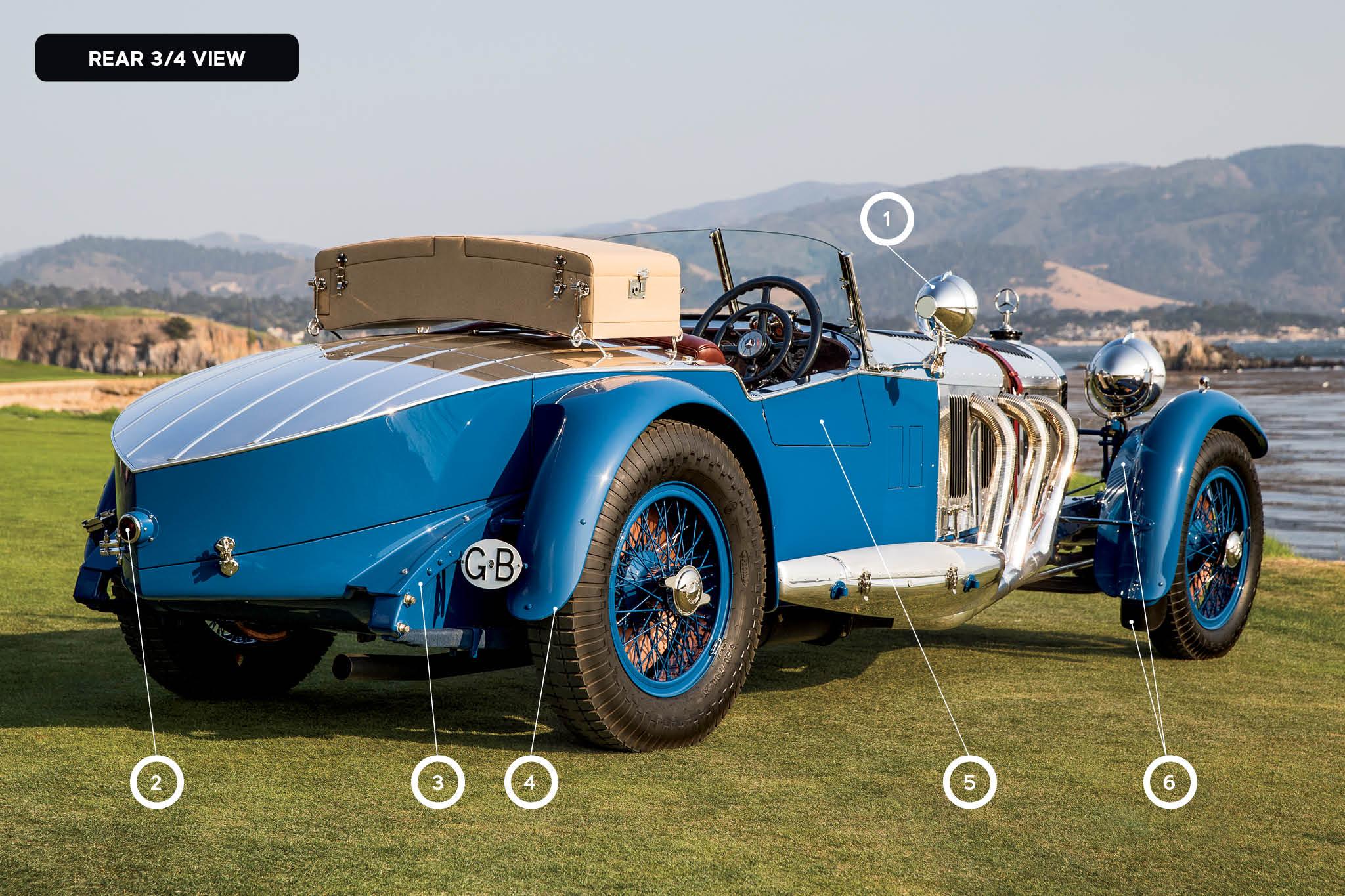 Pebble Beach Concours d\'Elegance - Automobile