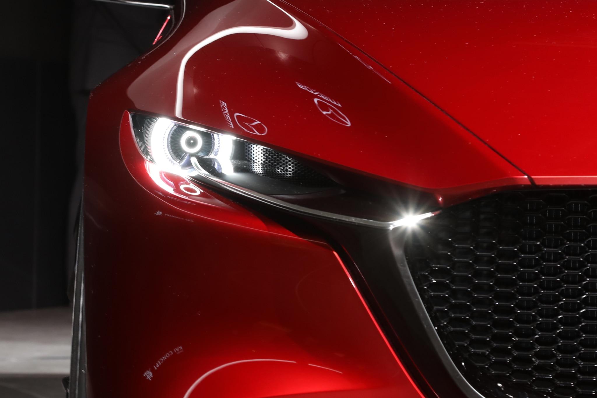 Mazda Kai Concept Ups the Compact Hatchback Ante | Automobile Magazine