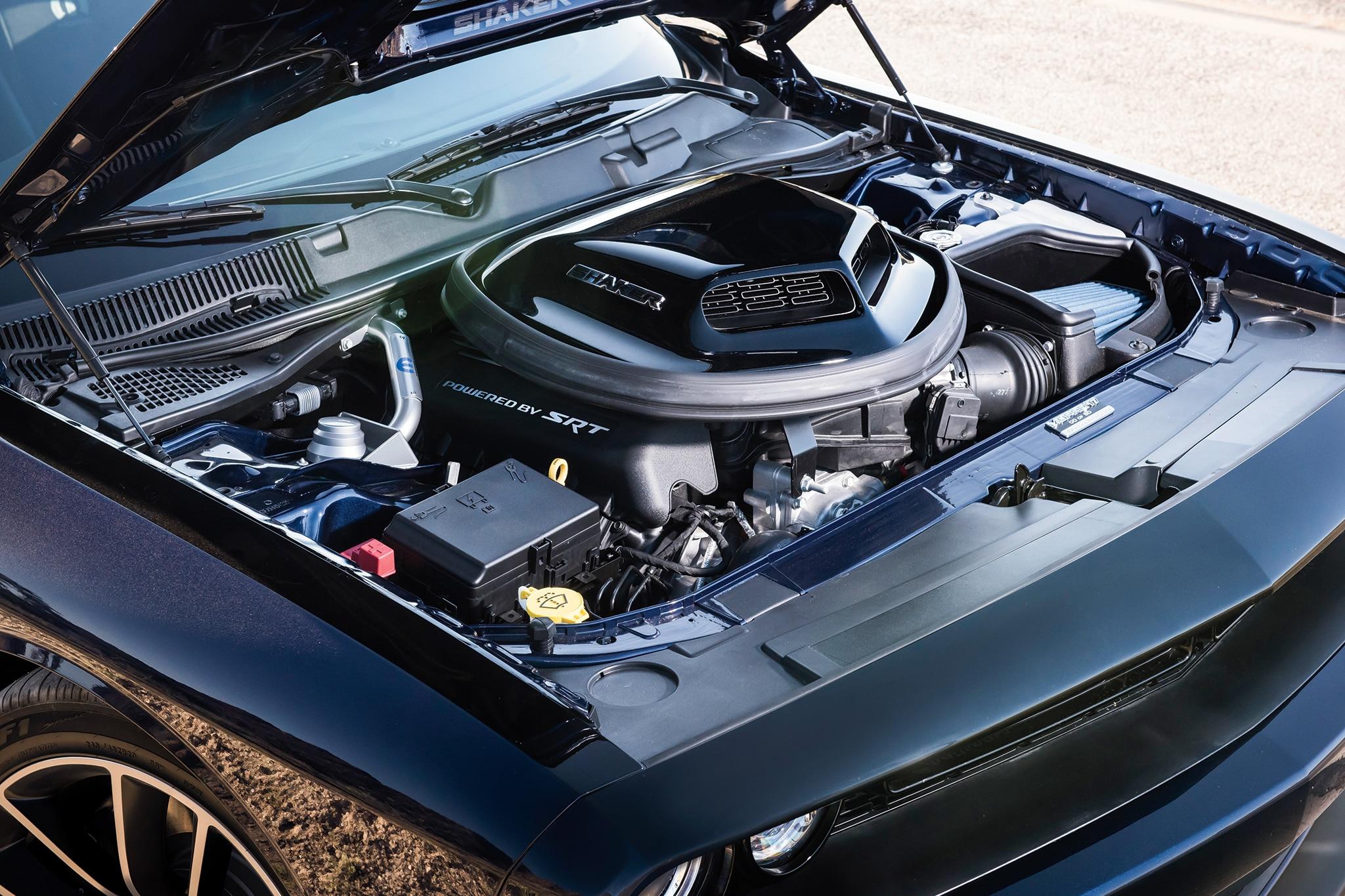 Mopar 2017 Dodge Challenger First Drive Review | Automobile Magazine