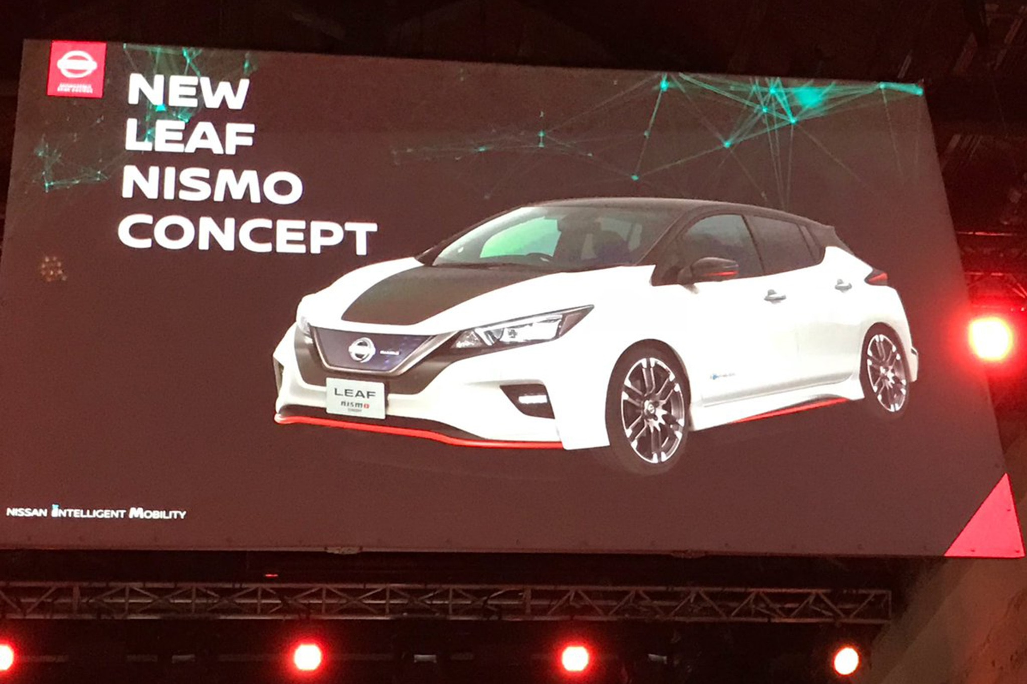 Nissan Nismo Leaf By Steve Fowler Via Twitter