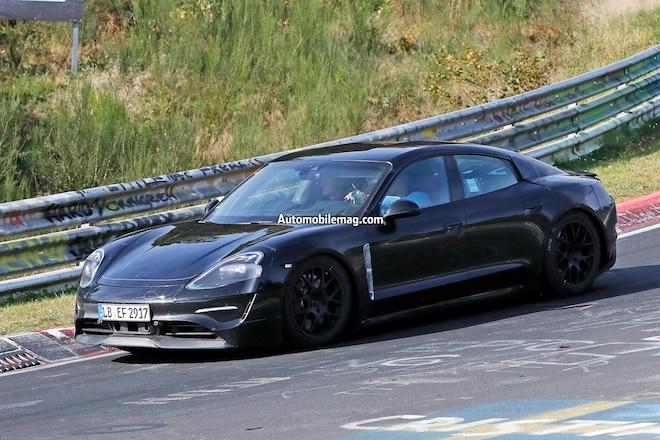 Porsche Mission E Track 2