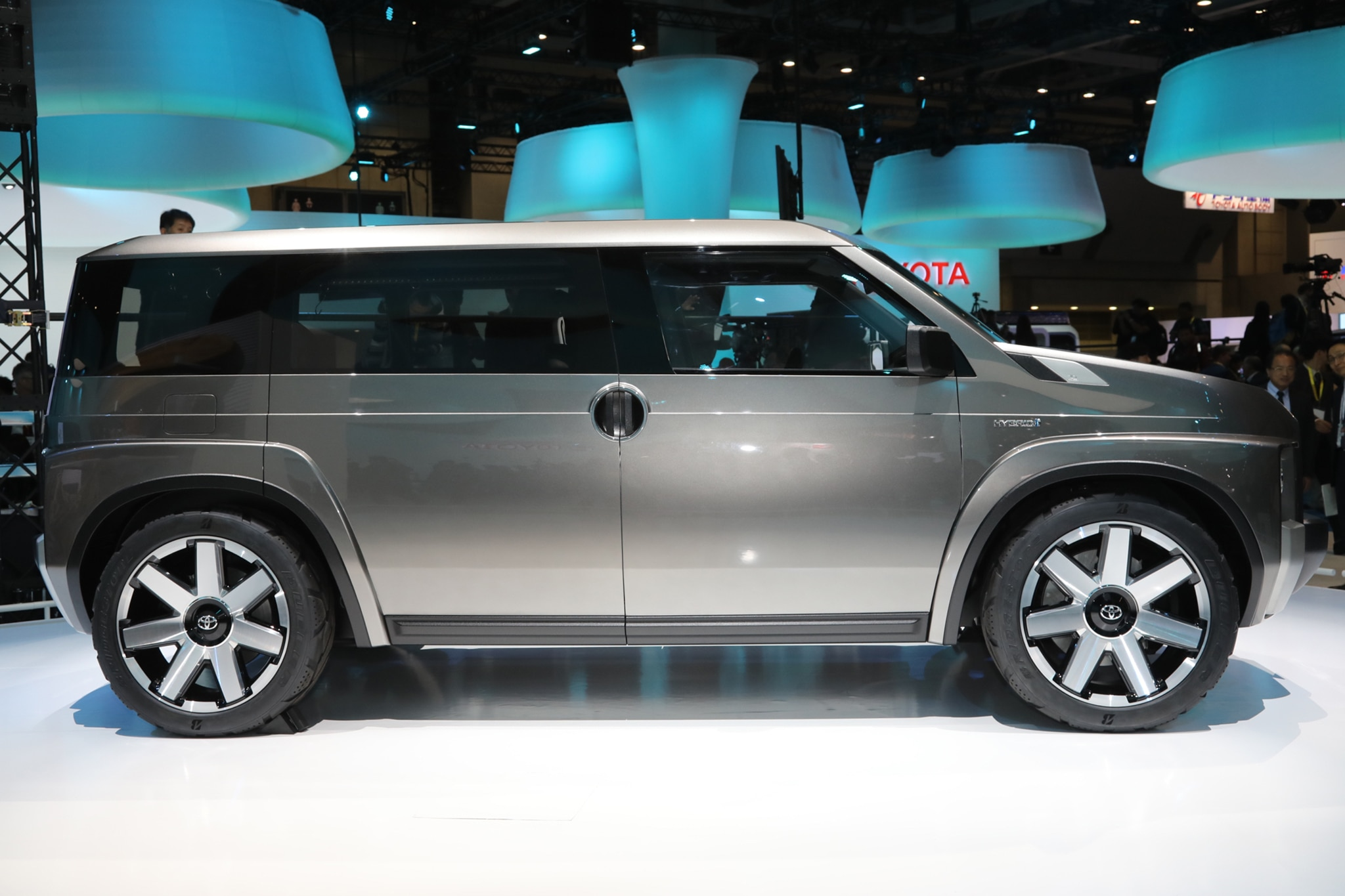 Five Things You Need To Know About The Toyota Tj Cruiser