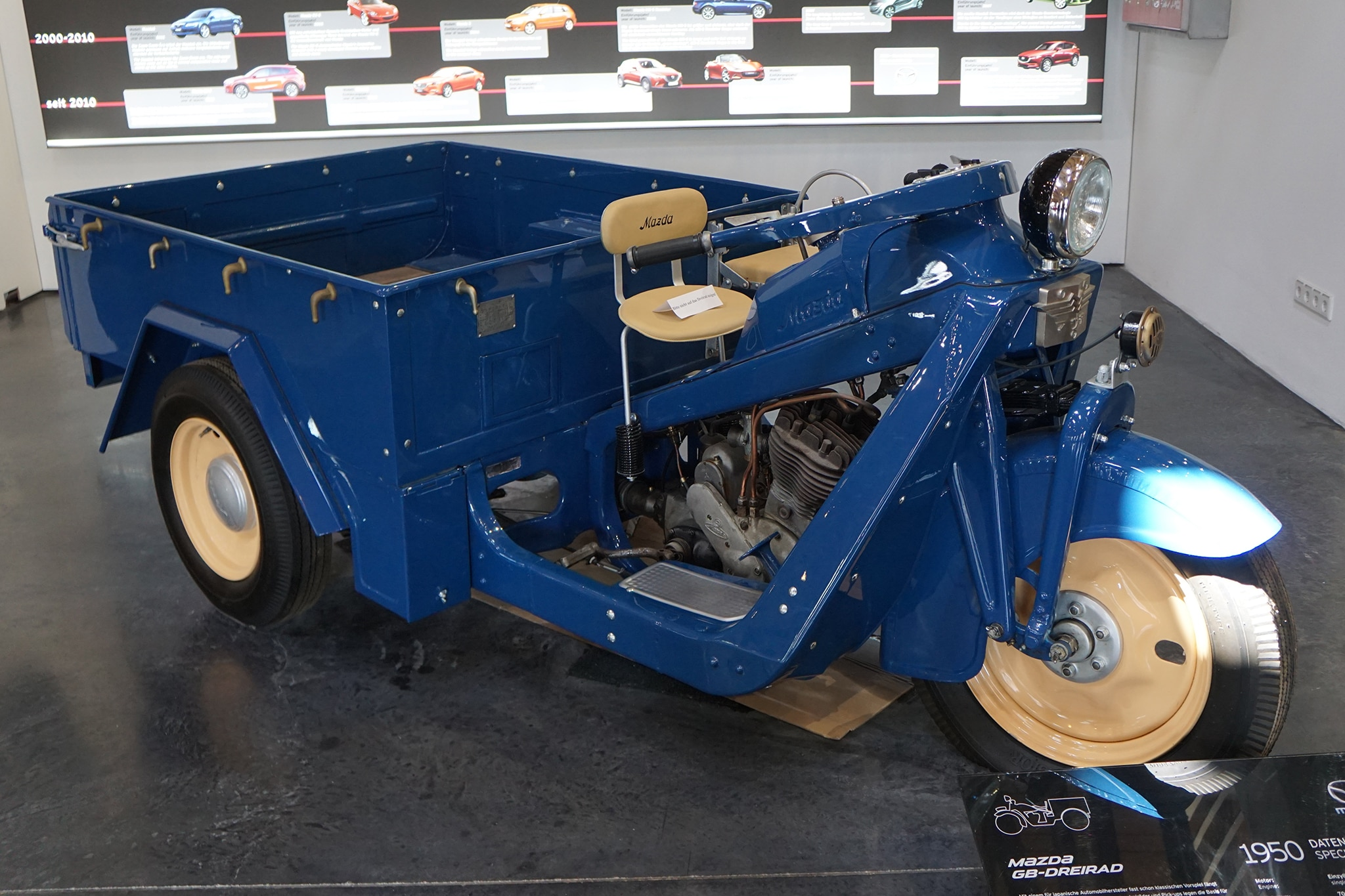 Twenty Cool Cars from Frey\'s Mazda Classic Car Museum | Automobile ...