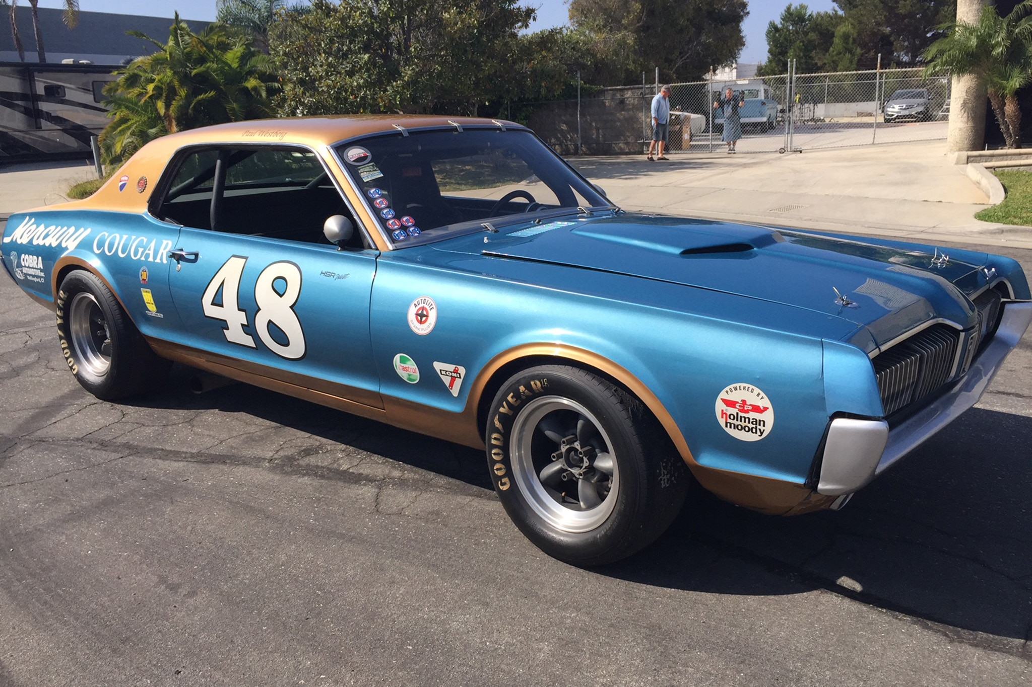 1968 Mercury Cougar XR7 Just Listed Front Three Quarters