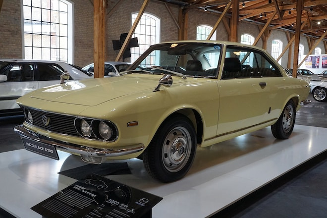 Who Owns Mazda >> Twenty Cool Cars from Frey's Mazda Classic Car Museum ...