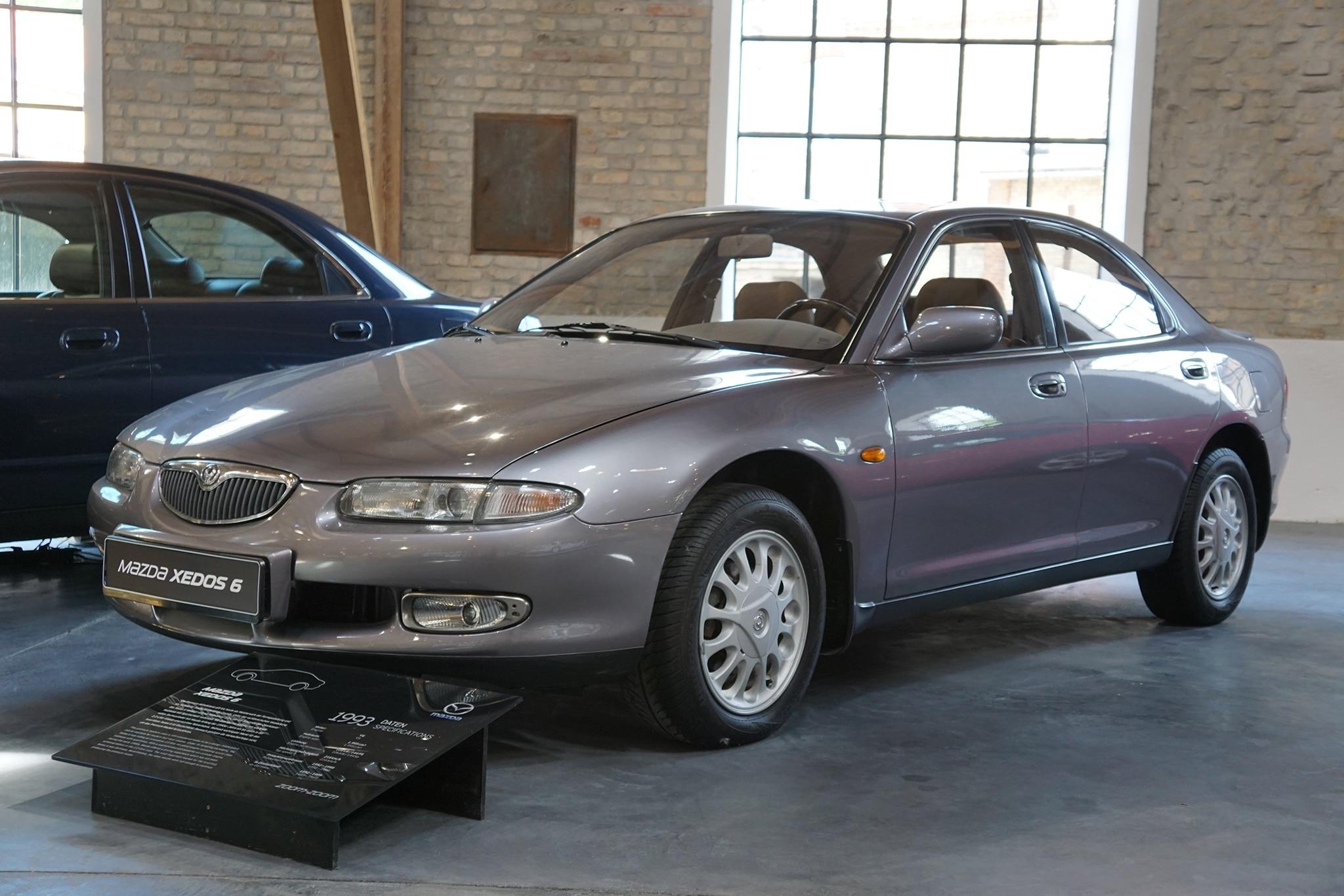 Twenty Cool Cars from Frey's Mazda Classic Car Museum