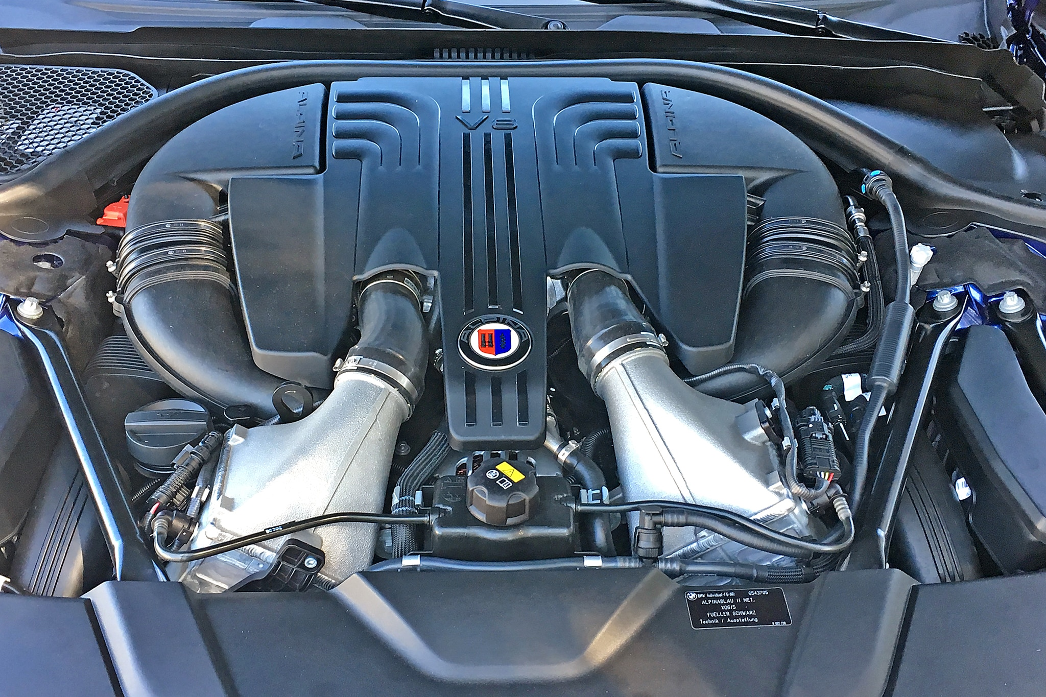 BMW Alpina B XDrive One Week Review Automobile Magazine - B7 alpina