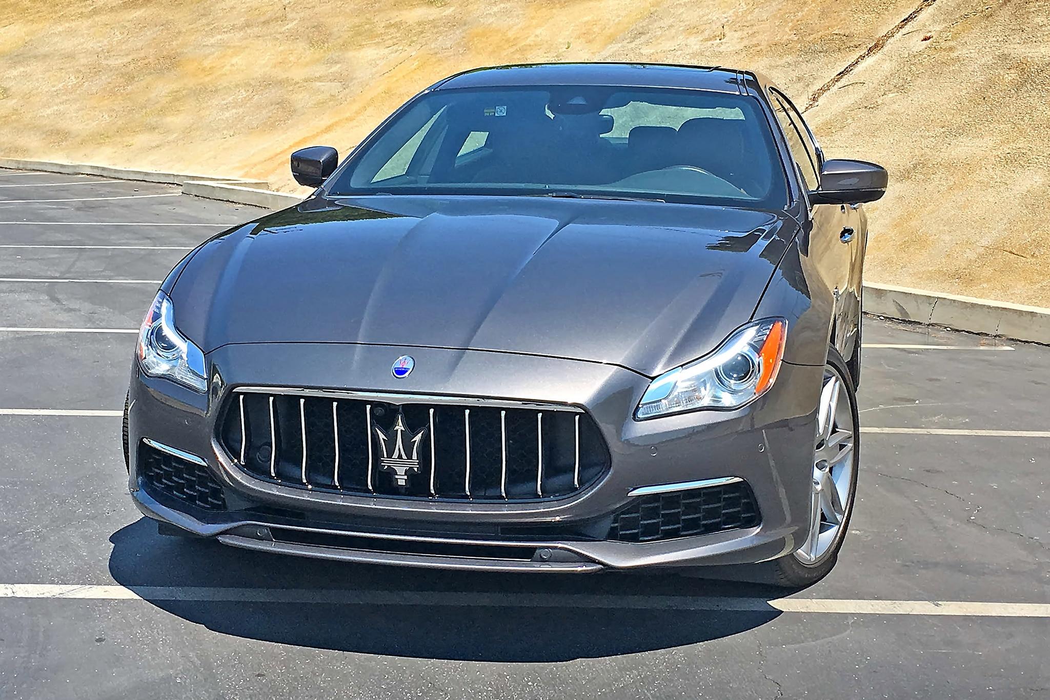2017 Maserati Quattroporte S Q4 GranLusso e Week Review