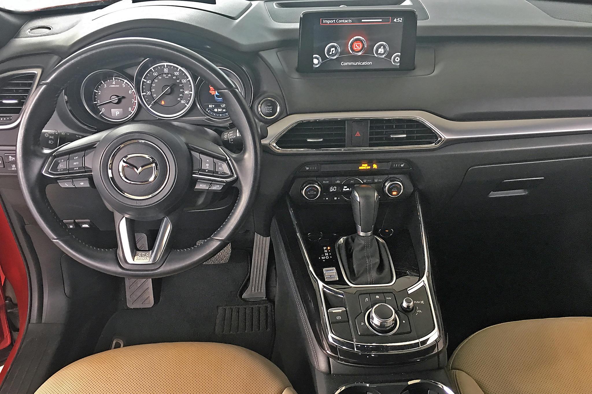 2017 Mazda CX-9 Grand Touring | Automobile Magazine
