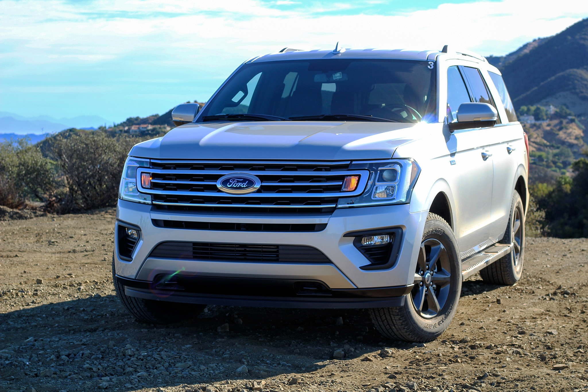 2018 ford expedition first drive automobile magazine. Black Bedroom Furniture Sets. Home Design Ideas