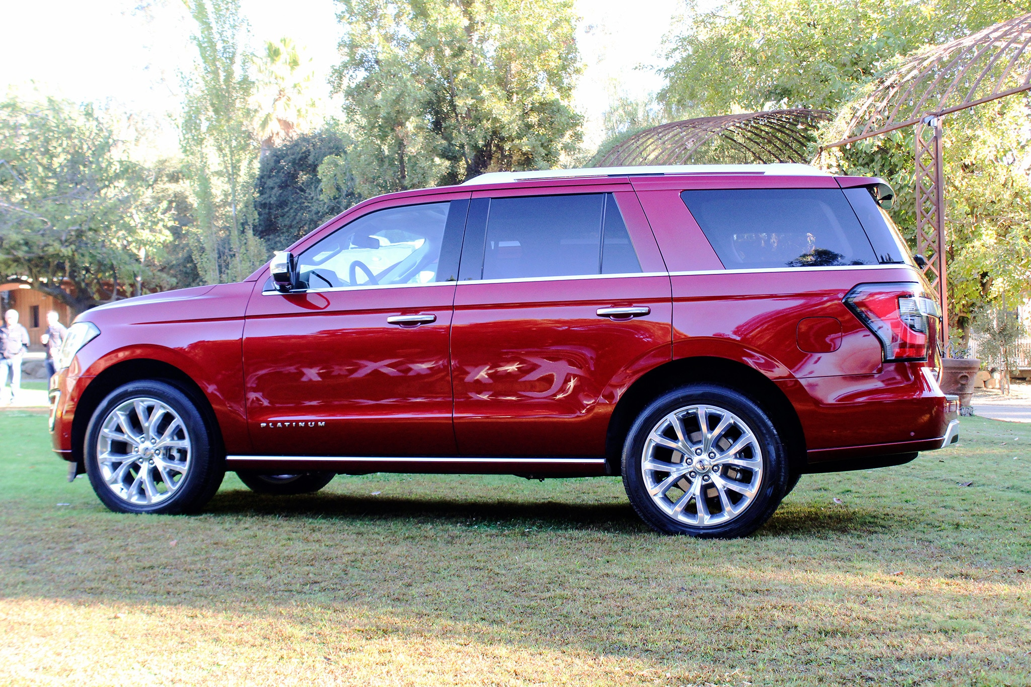 2018 Ford Expedition First Drive   Automobile Magazine