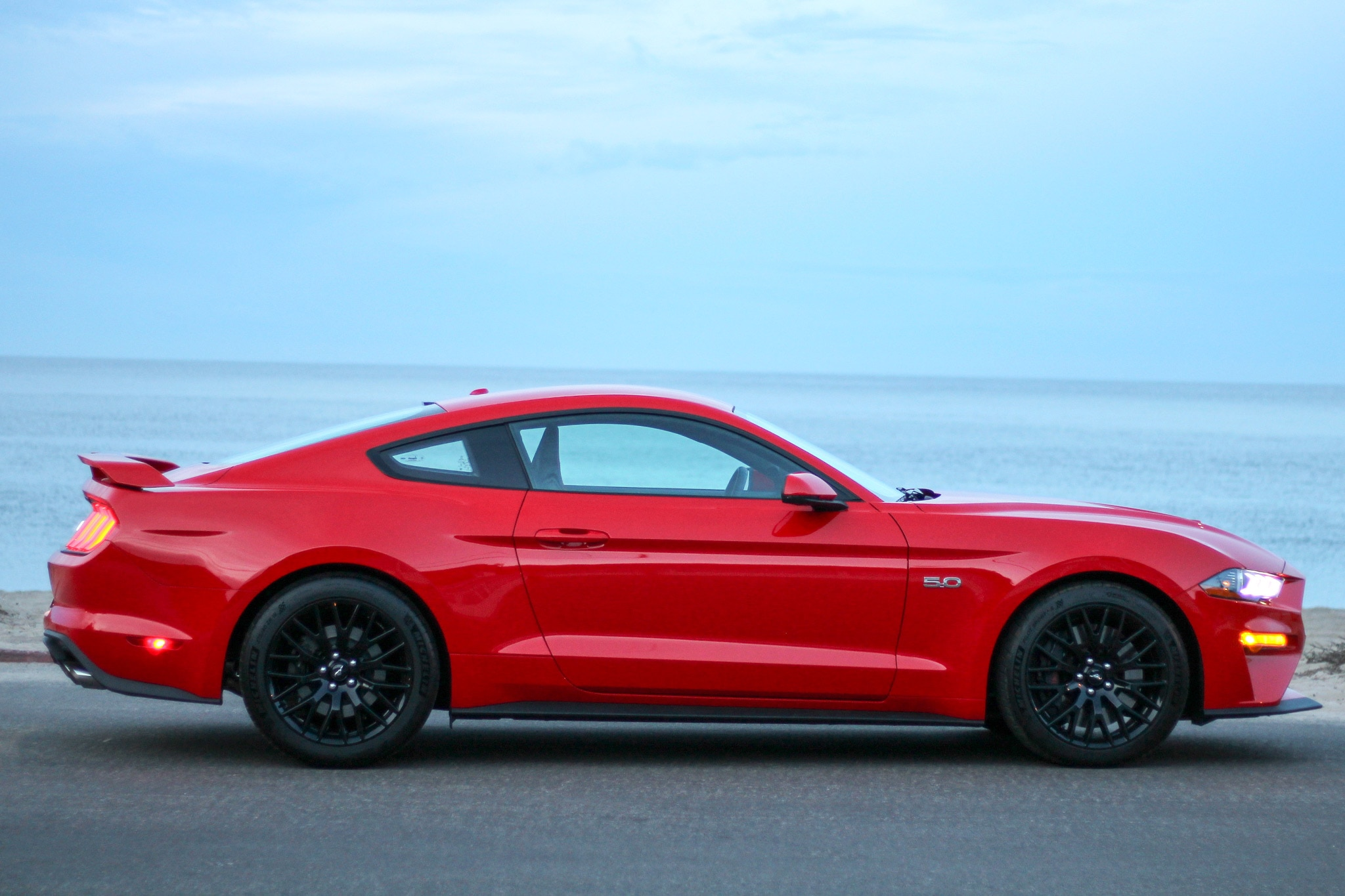 2018 ford mustang gt premium first drive review automobile magazine rh automobilemag com Ford Mustang Manual Transmission Ford Mustang GT