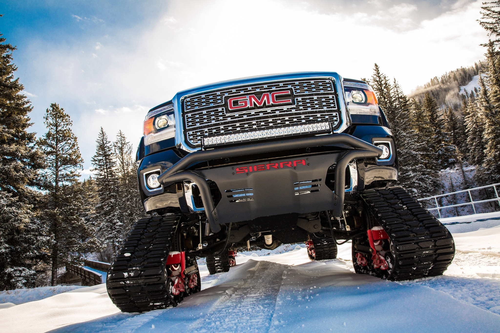 2018-GMC-Sierra-2500HD-All-Mountain-Concept-006 Cool Review About 2011 Gmc 2500 Hd