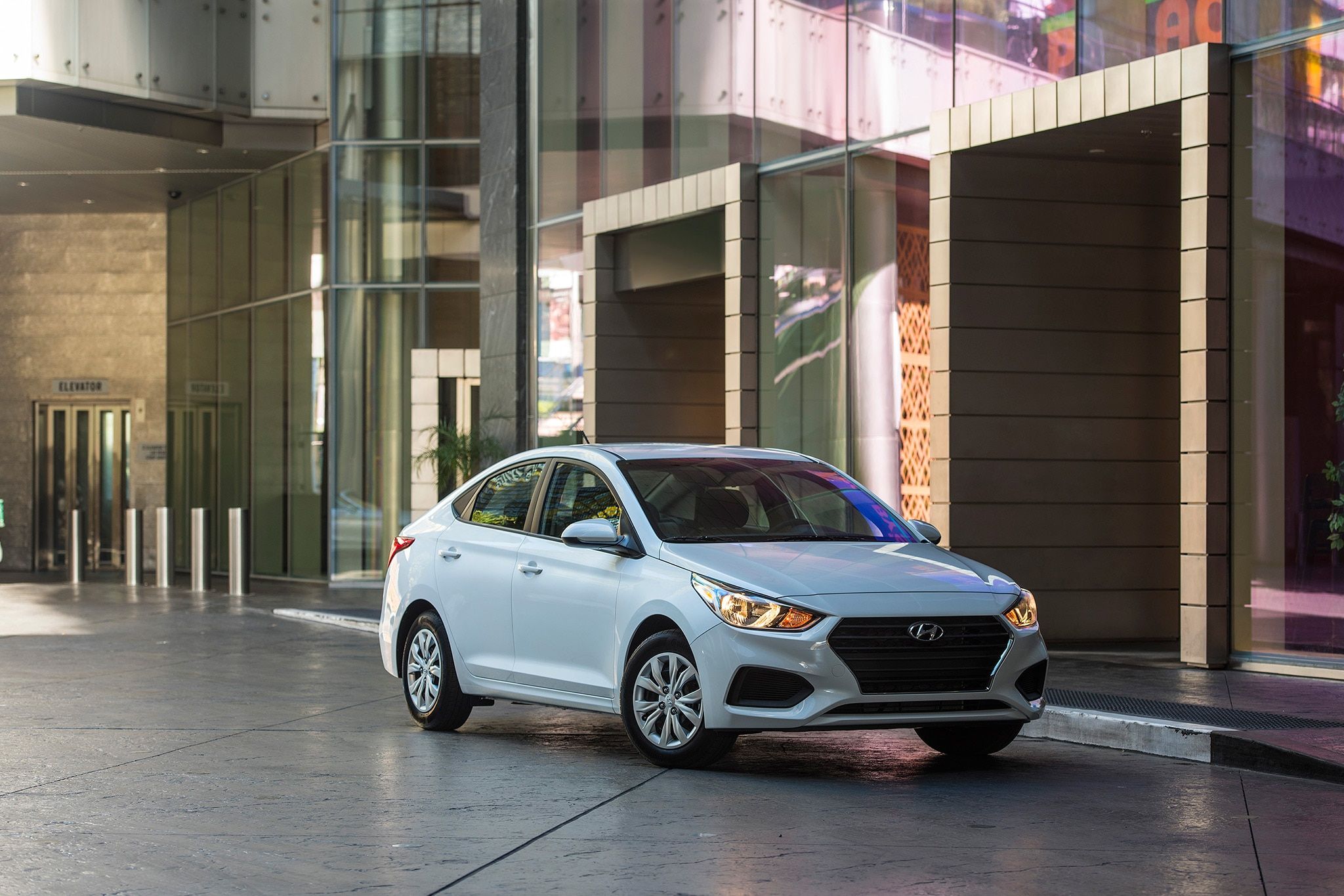 2018 Hyundai Accent First Drive Automobile Magazine Marks Show More