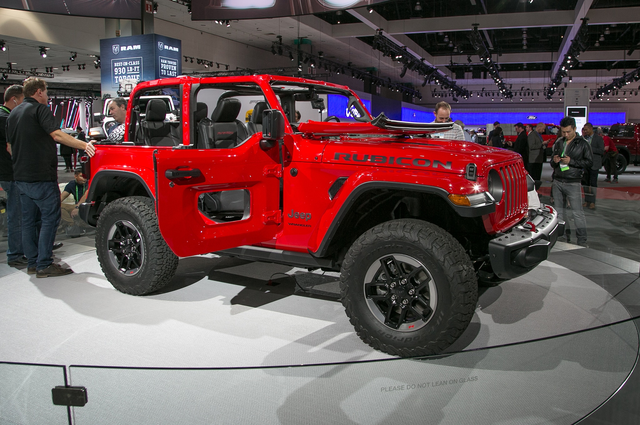 Ten Things You Need to Know About the JL 2018 Jeep ...