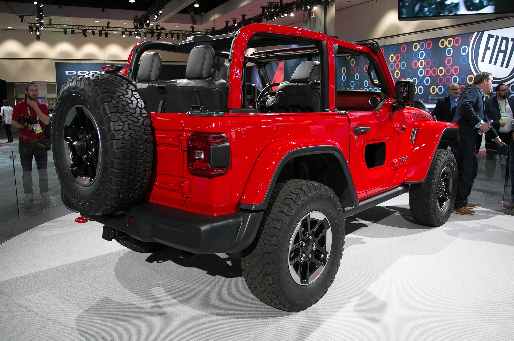 Ten Things You Need To Know About The Jl 2018 Jeep Wrangler