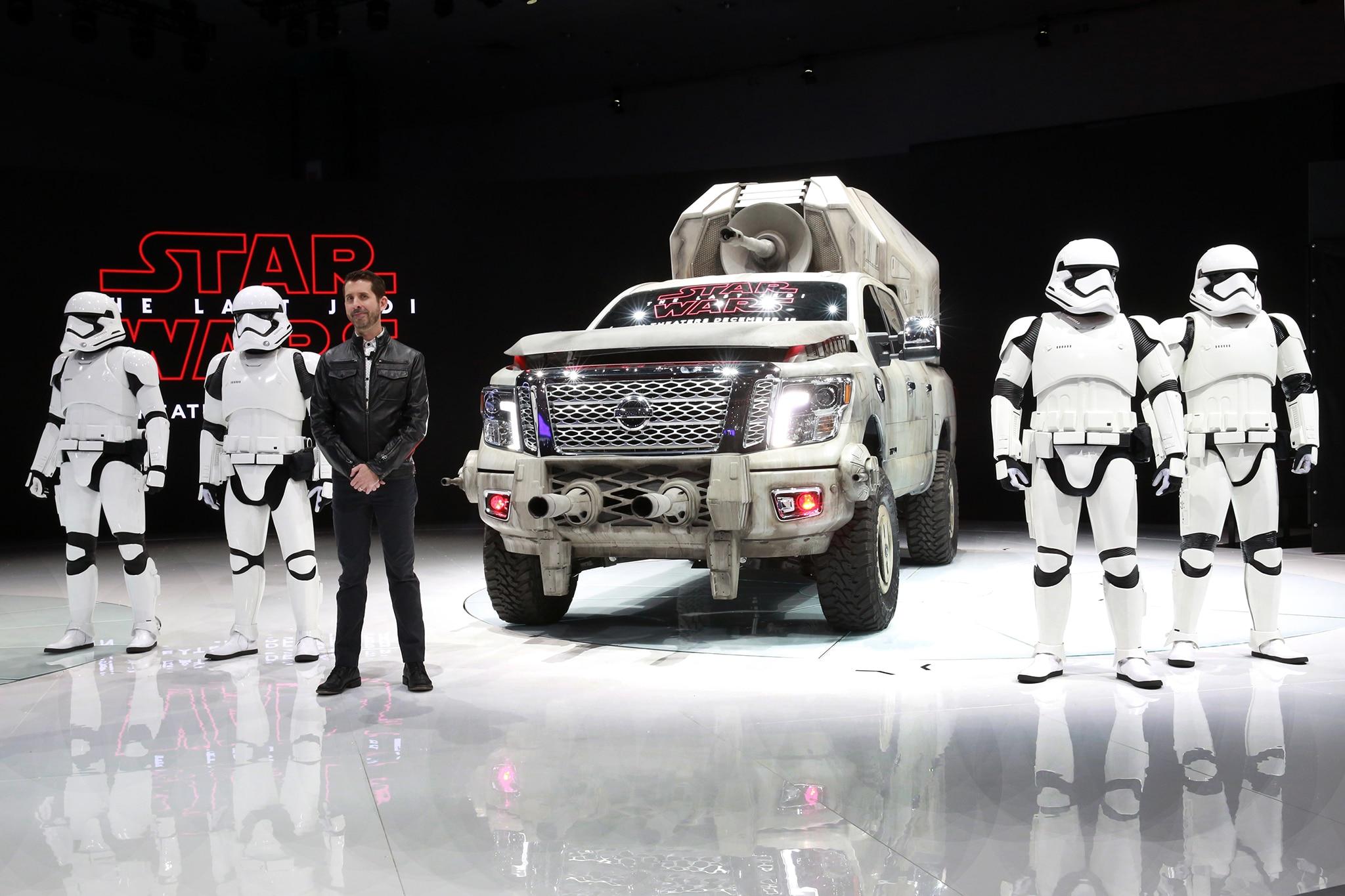 2018 Nissan Titan AT M6 Show Car 01