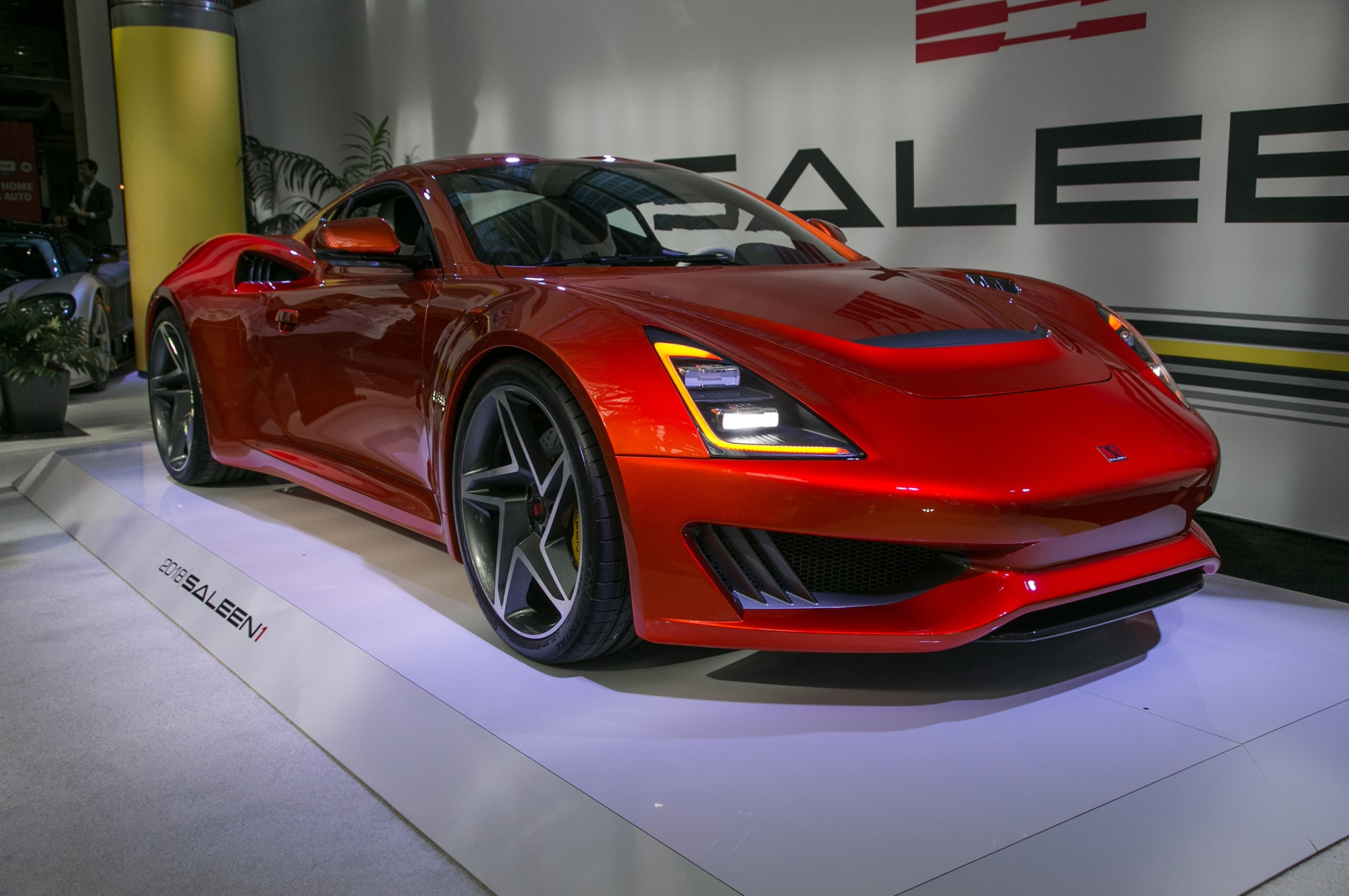 2019 Mustang Gt 0 60 >> 2019 Saleen 1 Unveiled with a $100,000 Price Tag