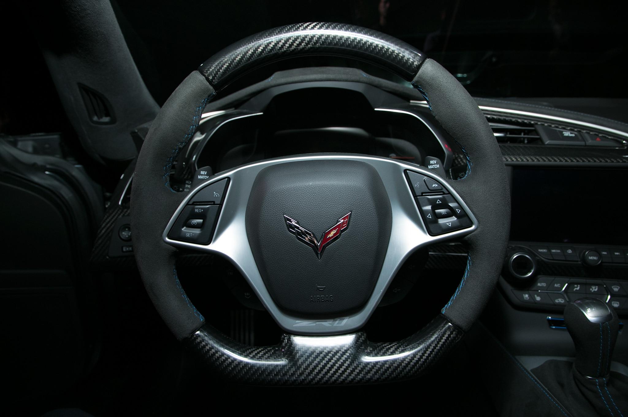 2019 Chevrolet Corvette ZR1 Convertible Drops Top in L.A ...