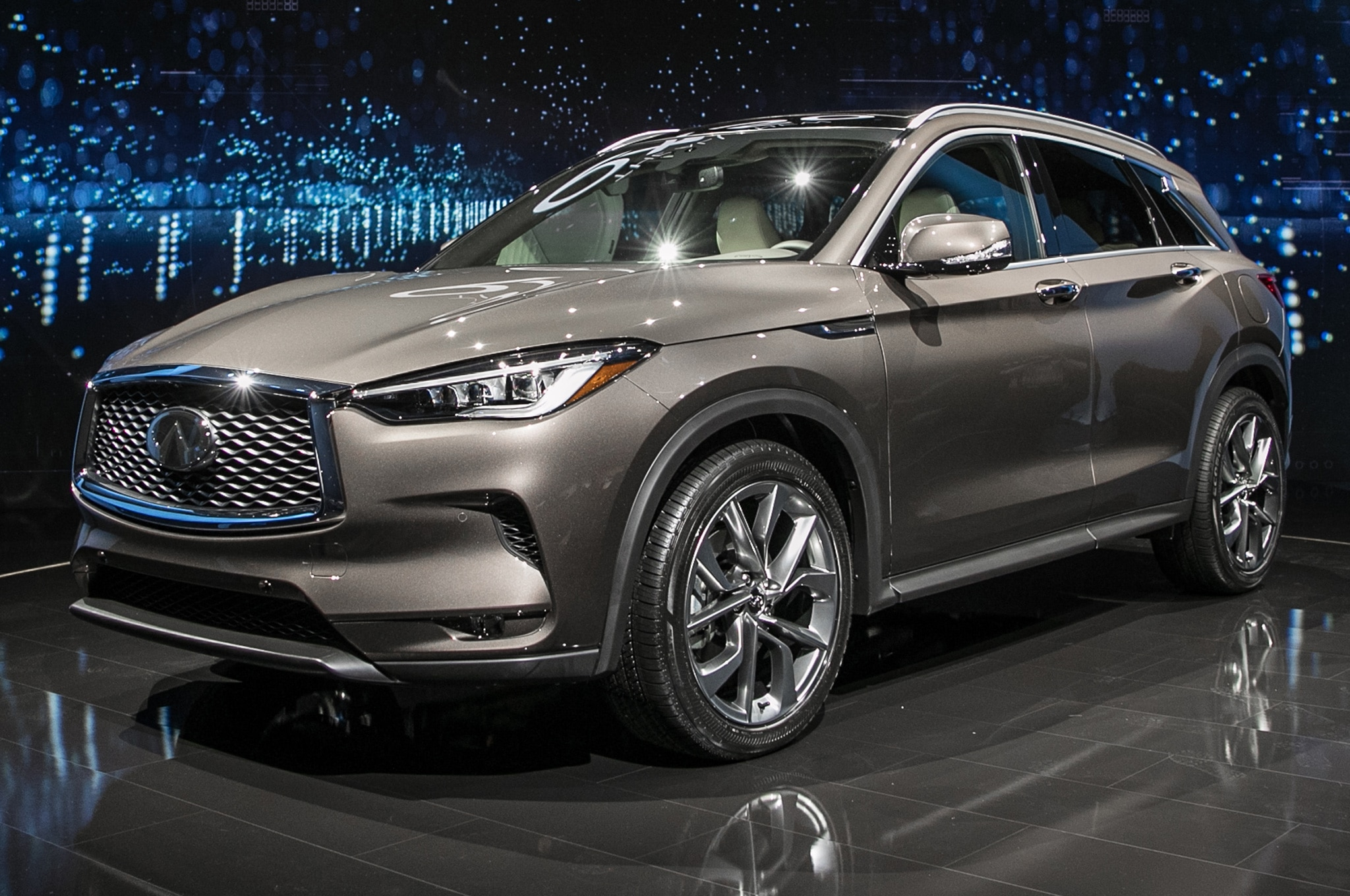 2019 Infiniti QX50: News, Specs, MPG, Price >> 2019 Infiniti Qx50 News Specs Mpg Price Best New Car