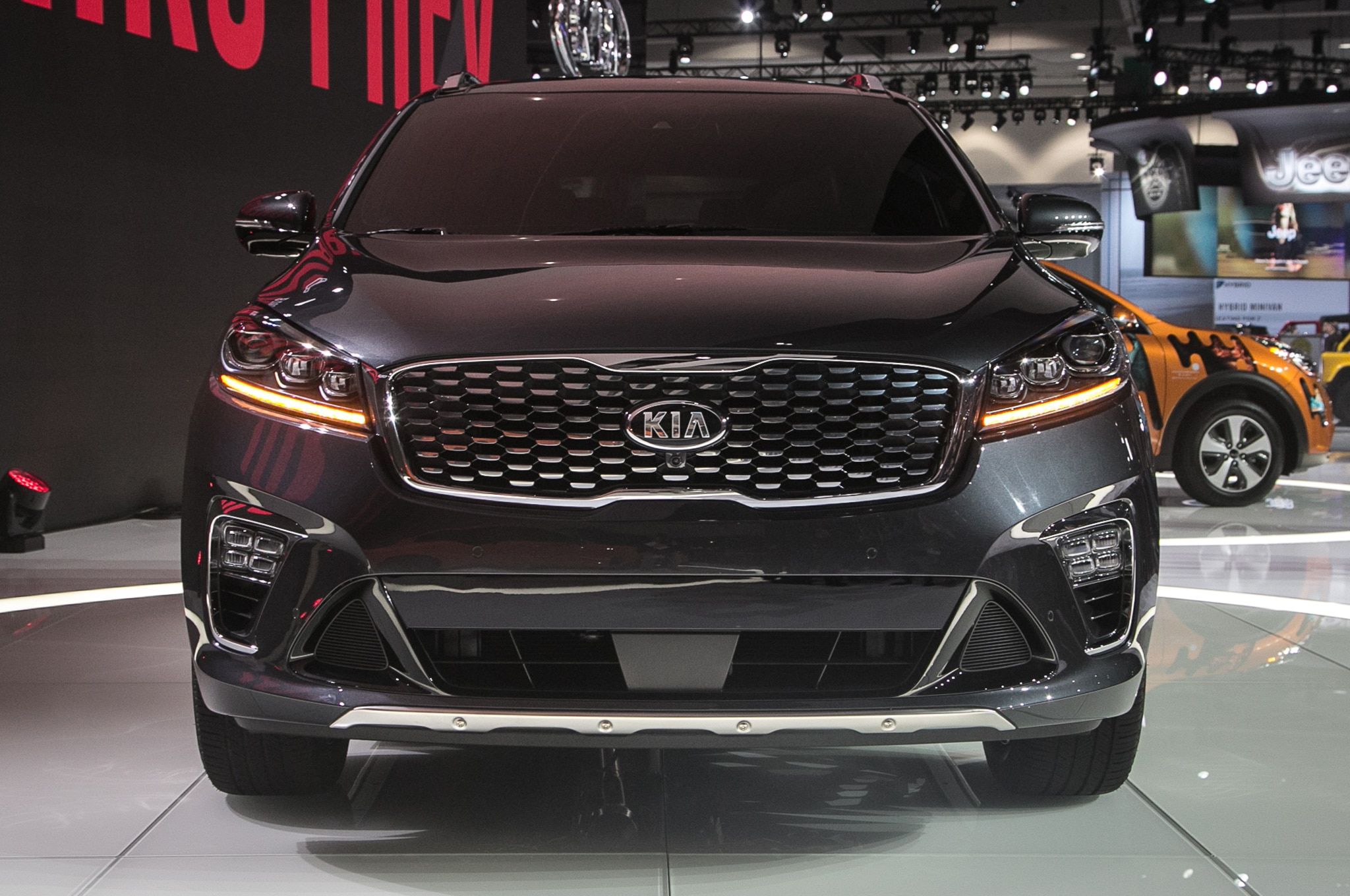 2019 Kia Sorento Gets An Updated Powertrain Lineup