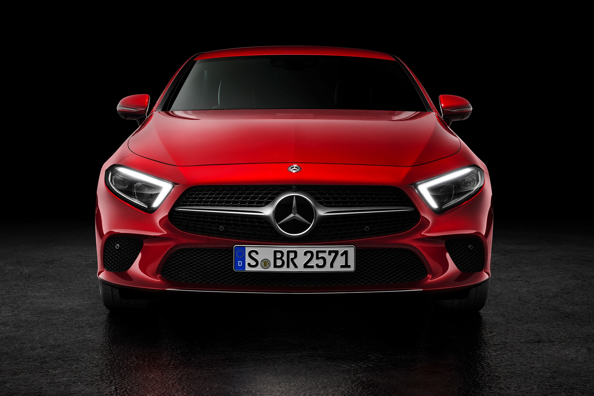 2019 Mercedes-Benz CLS450 Brings Inline-Six Power To The