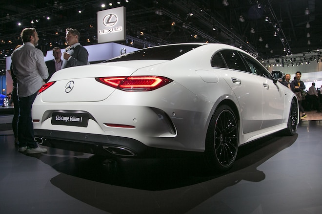 2019 Mercedes Benz Cls450 Brings Inline Six To The States