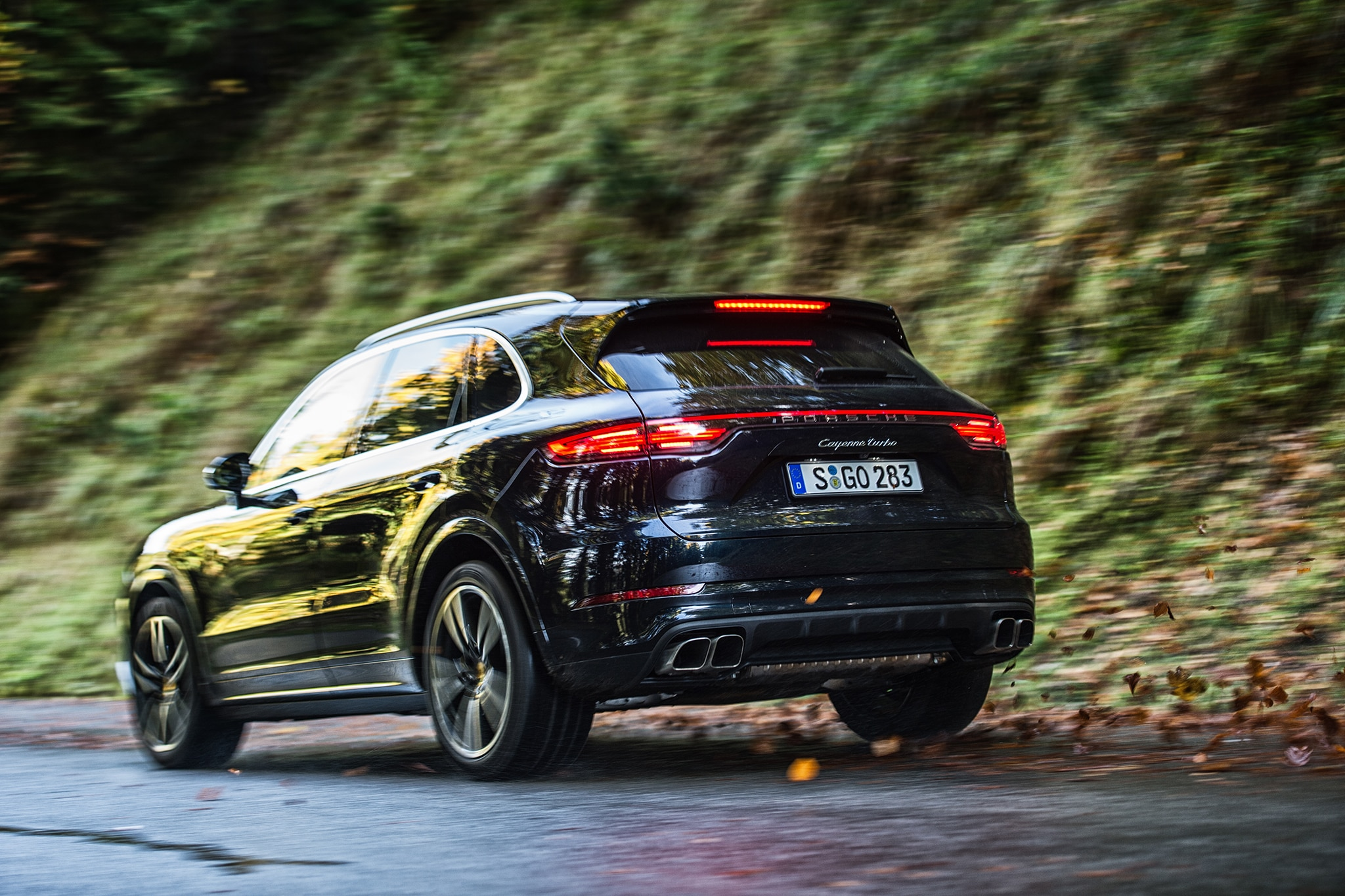 Image result for 2019 Cayenne Turbo