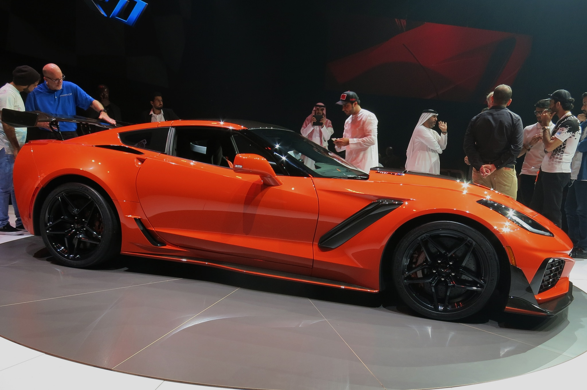 755 horsepower 2019 chevy corvette zr1 is the fastest, most powerfulNew 20 17 Chevy Corvette #6