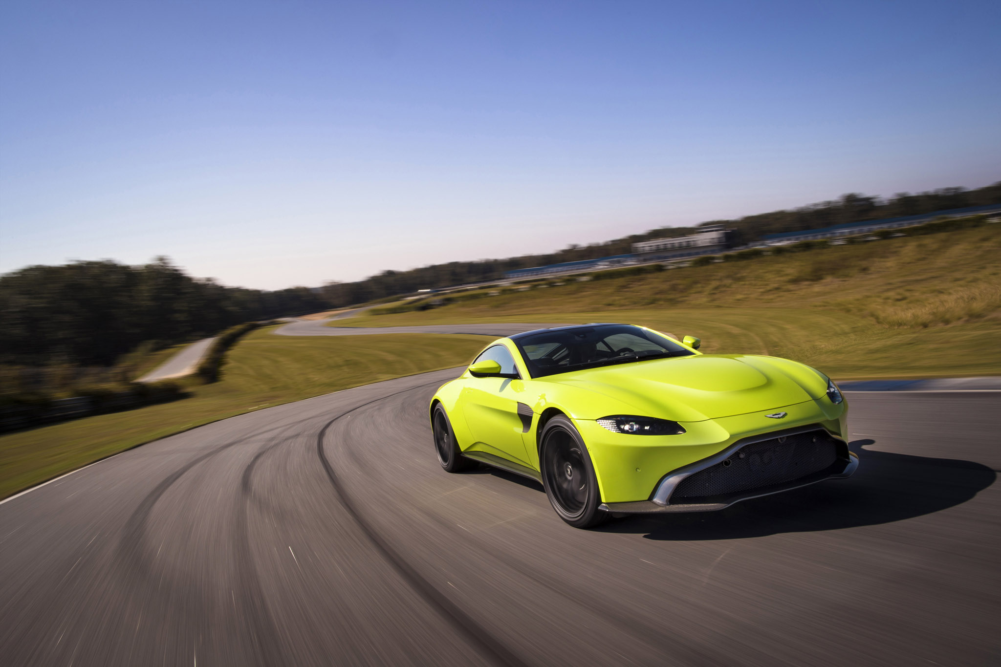 The All New 2018 Aston Martin Vantage Is The Work Of Anglo German