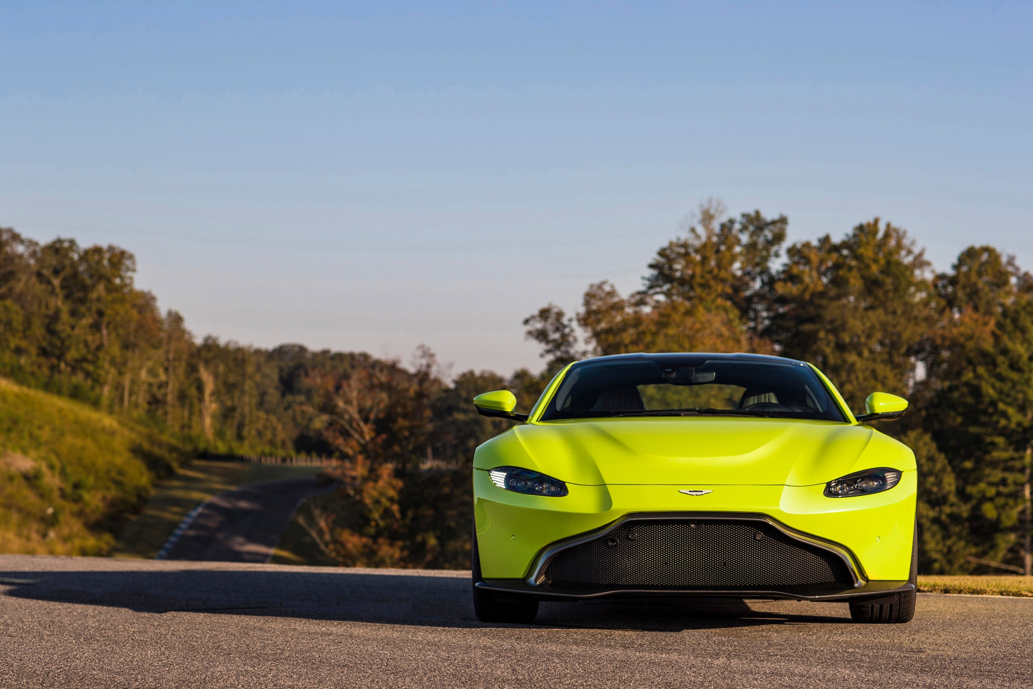 a65033c9 The All-New 2018 Aston Martin Vantage is the Work of Anglo-German ...