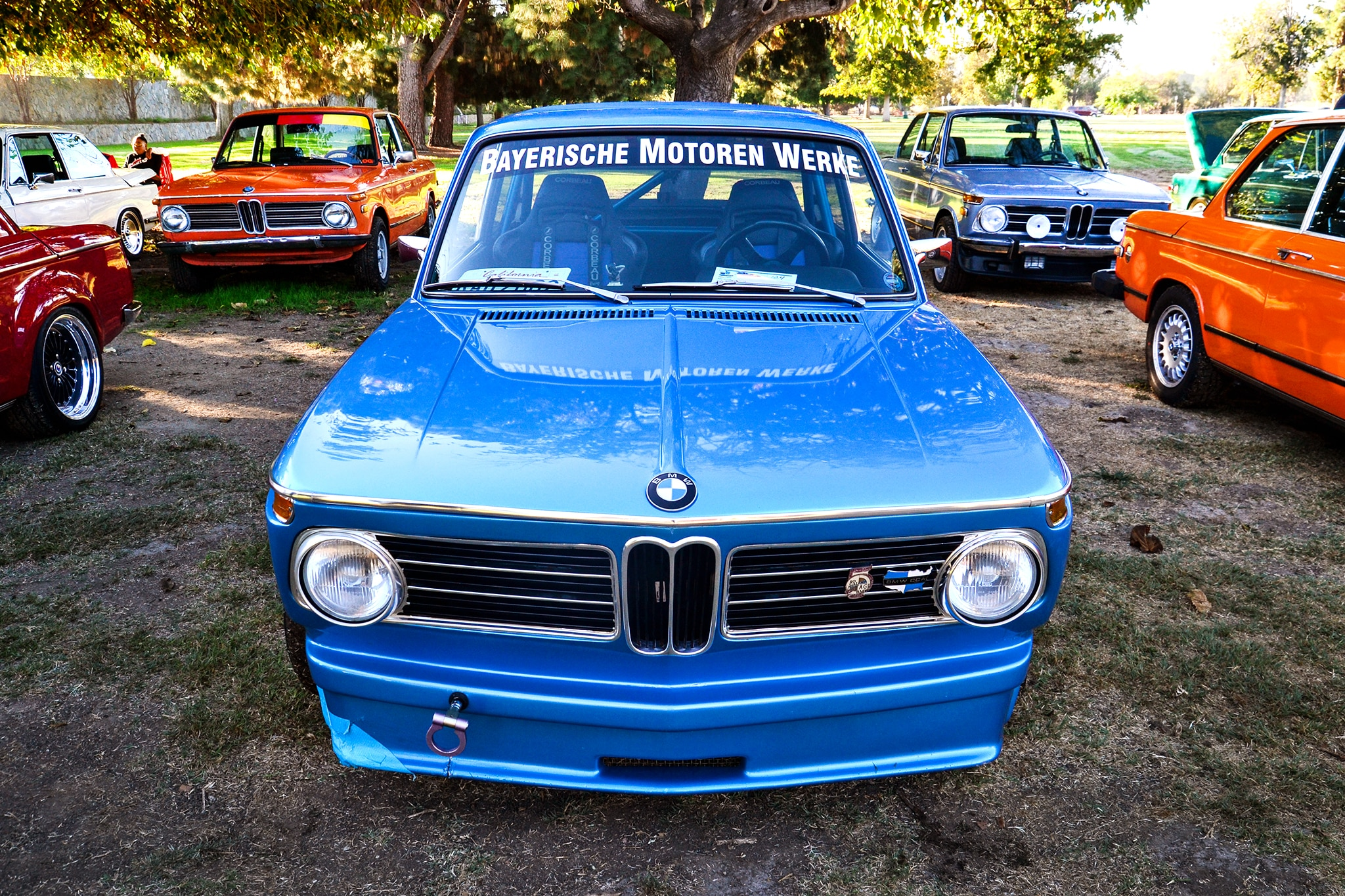 BMW 10th Annual SoCal Vintage Meet 00