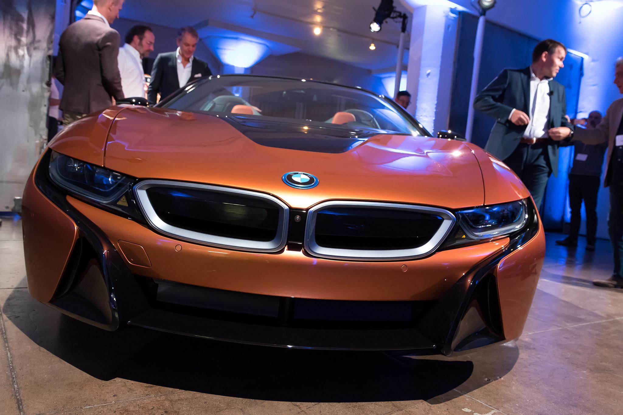 BMW I LA 2017 2