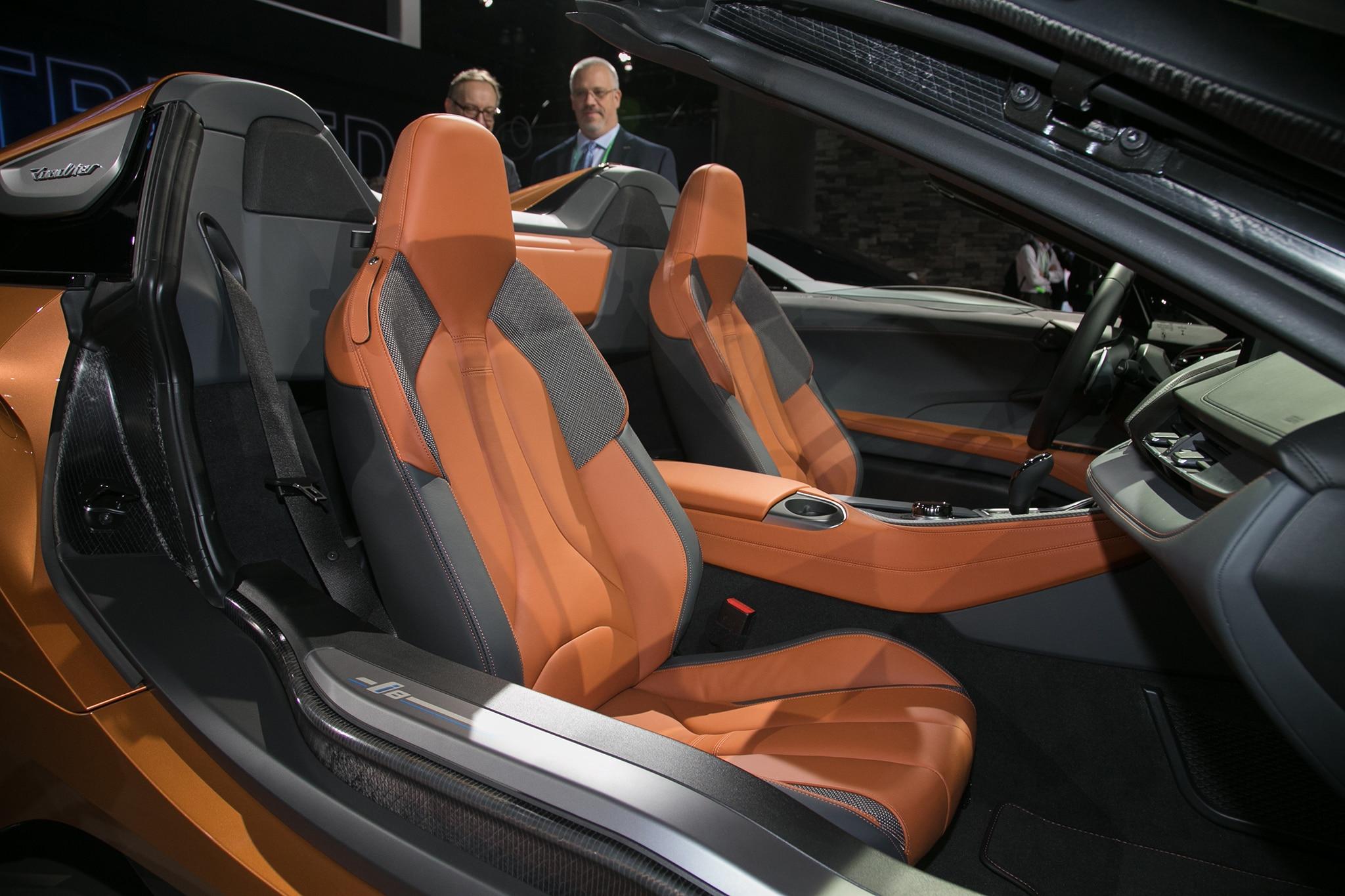 2019 Bmw I8 Roadster Arrives Alongside Updated Coupe Automobile