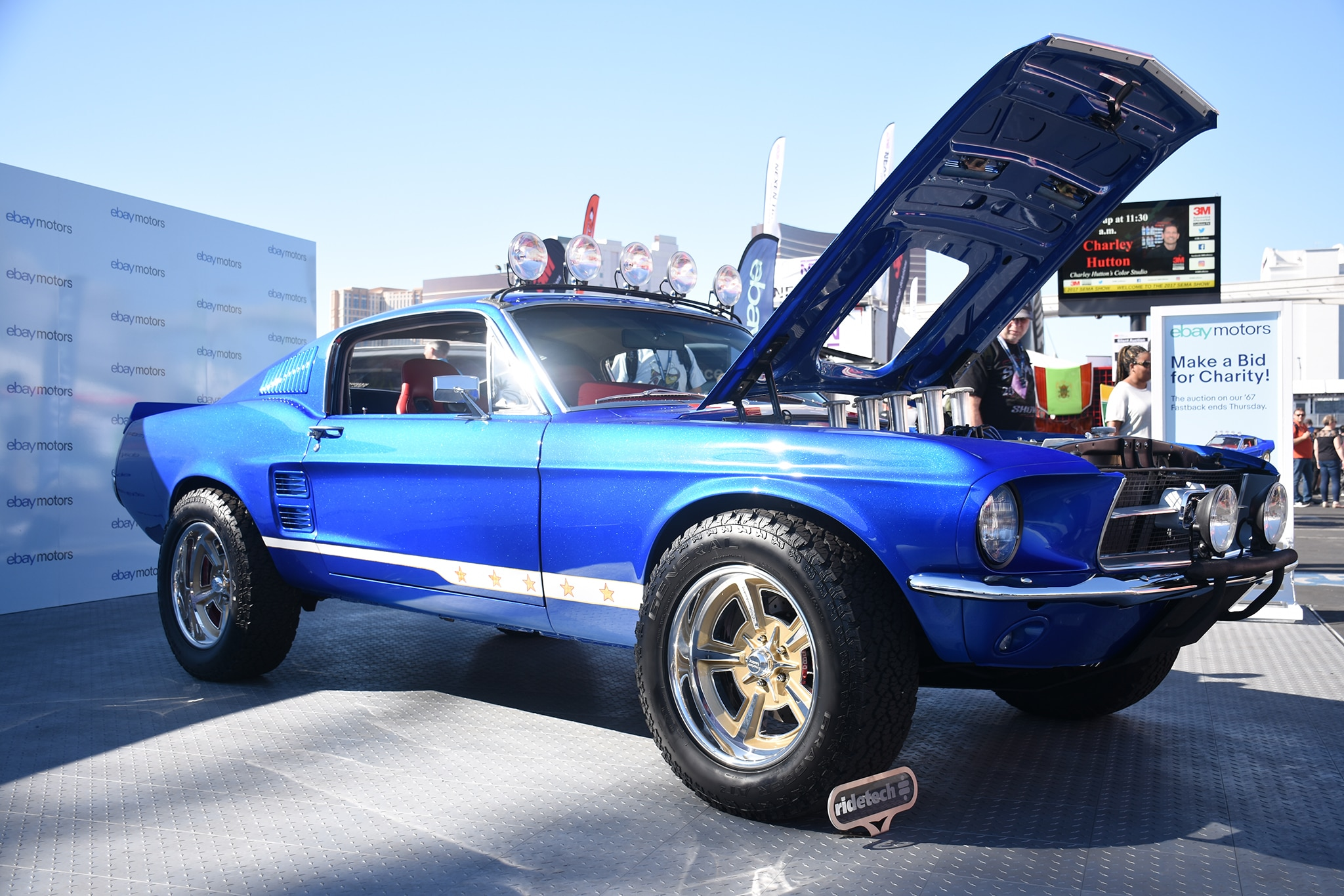 Best Ford Mustangs Of SEMA 2017 06